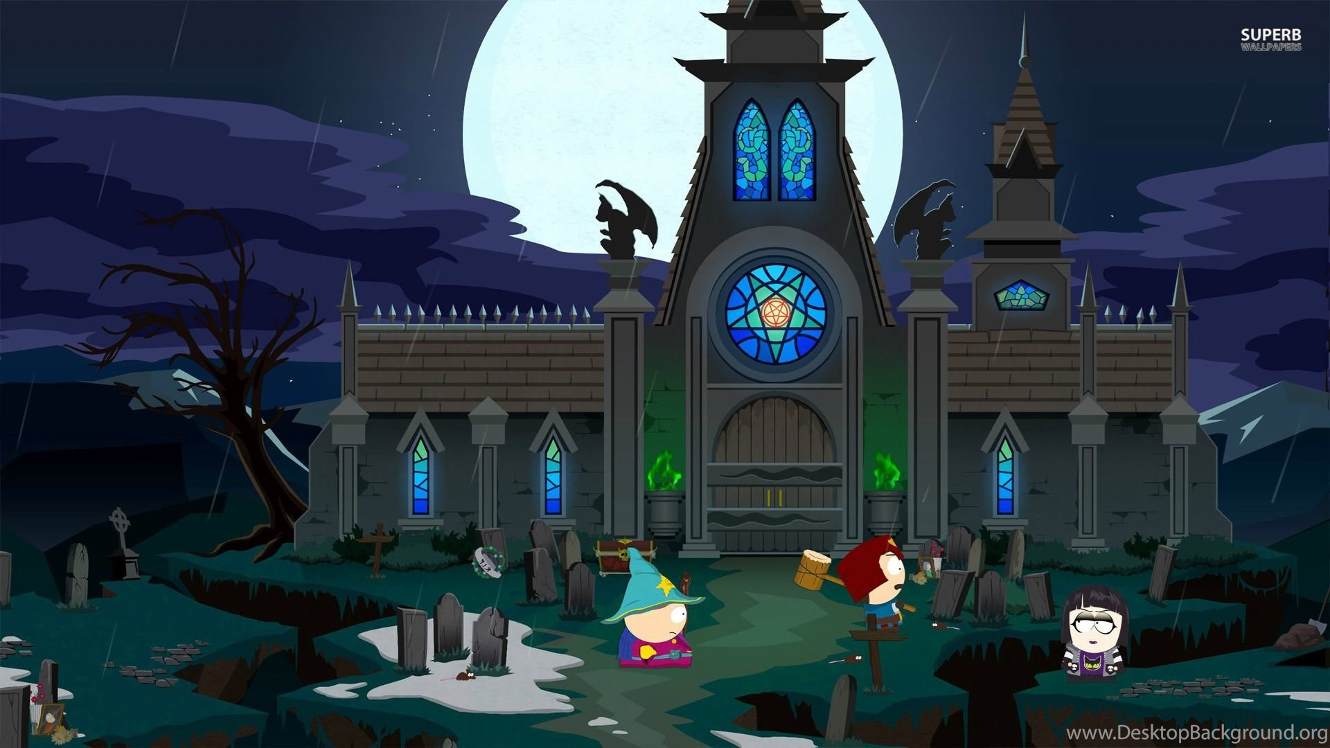 South Park The Stick Of Truth Wallpapers Game Wallpapers Desktop