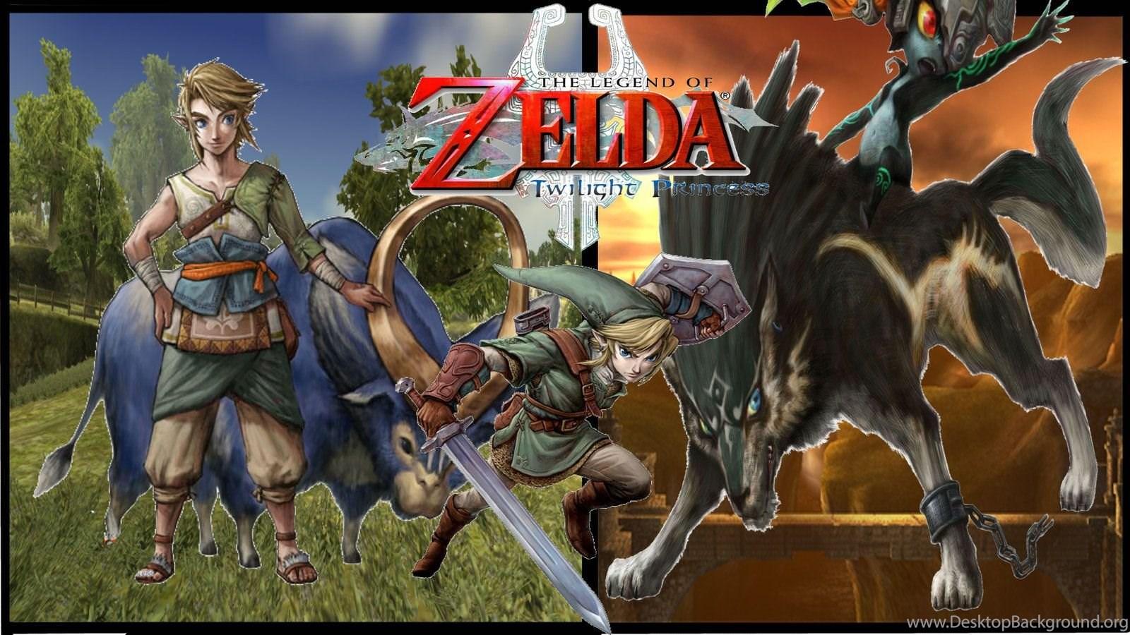 Zelda Twilight Princess Wallpapers 1 By Gg231 On Deviantart