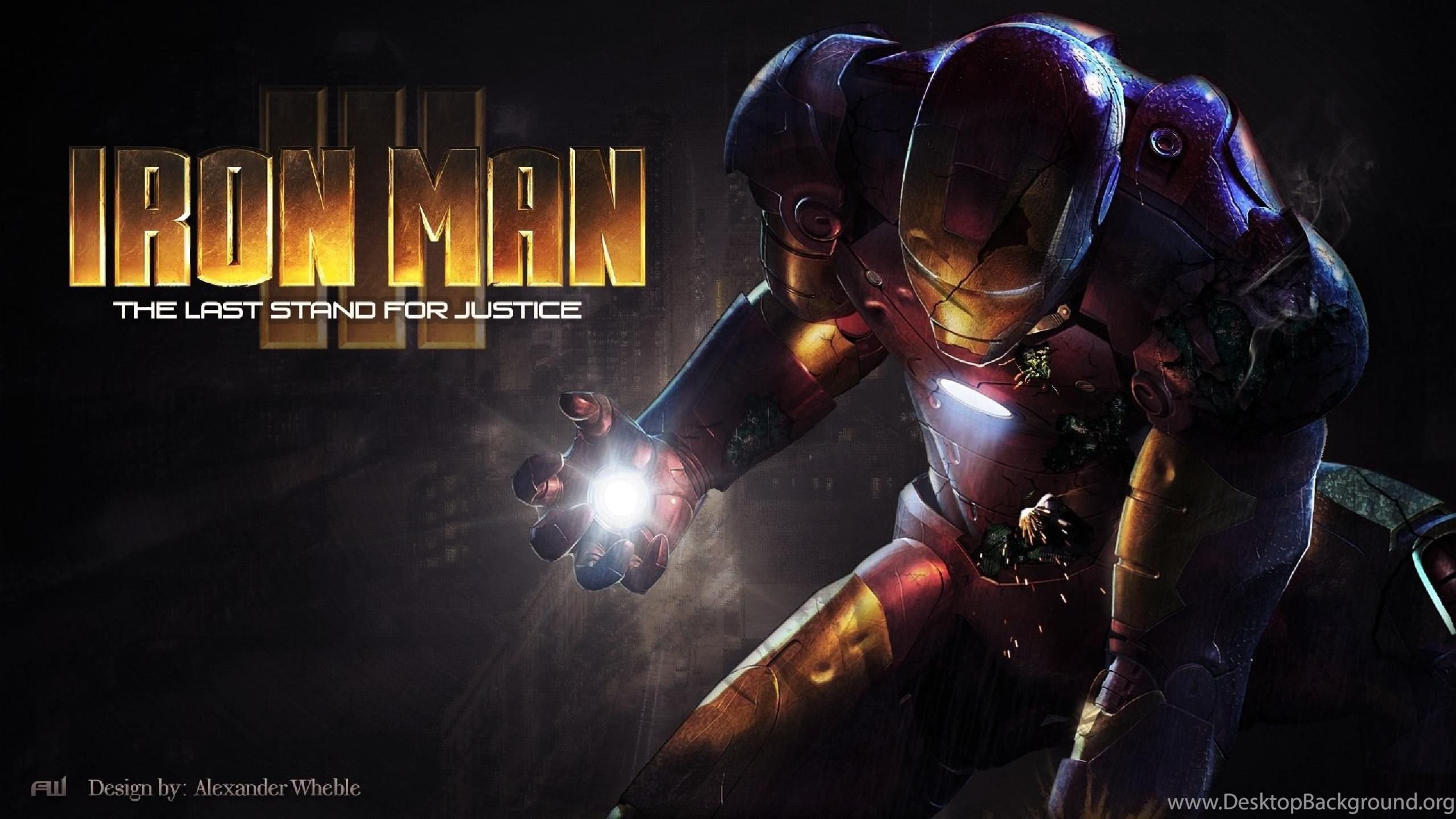 Iron Man 3 Wallpapers Hd Download Desktop Background