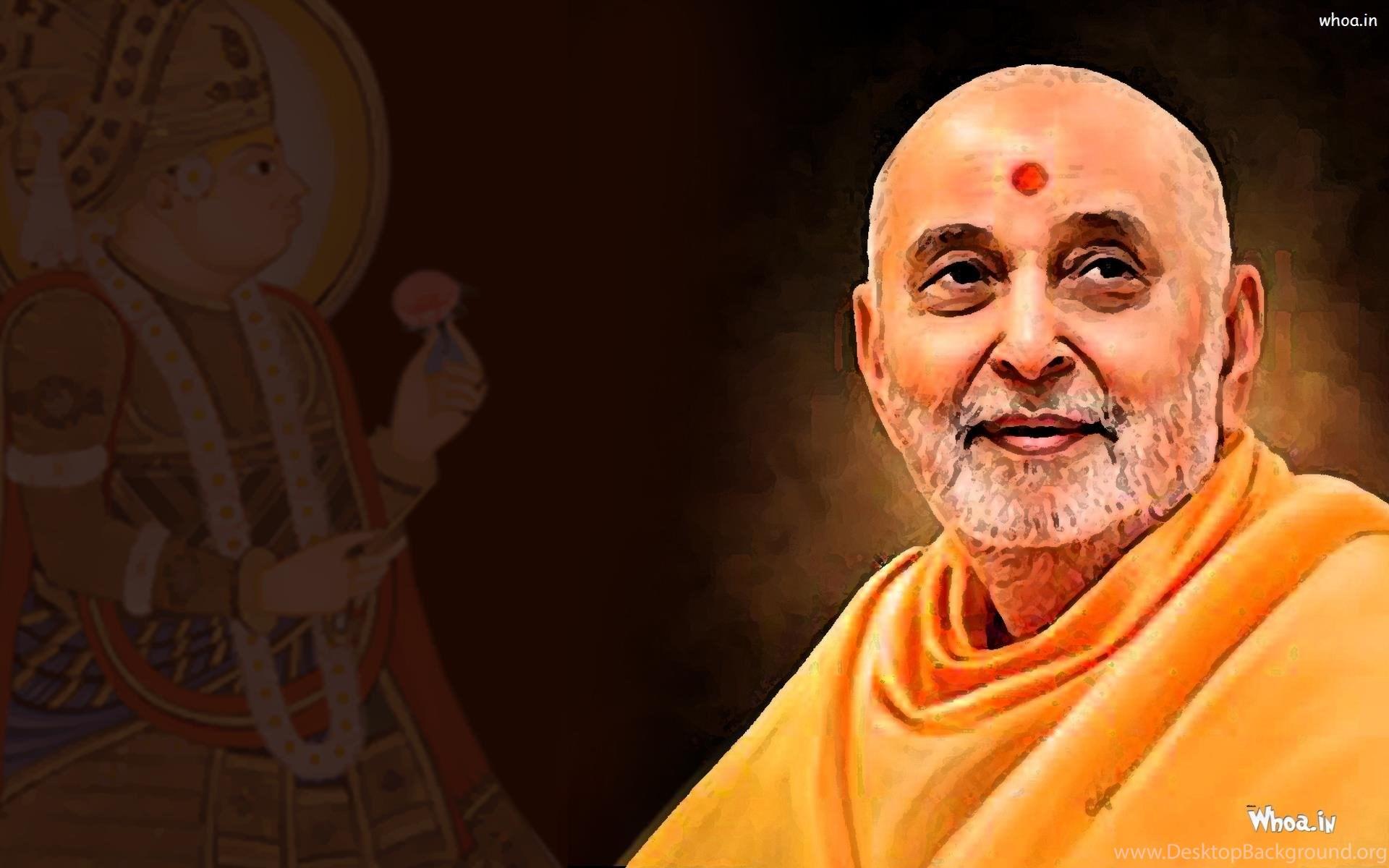 Lord Swaminarayan Hq Wallpapers For Desktop Pc Baps Swaminarayan