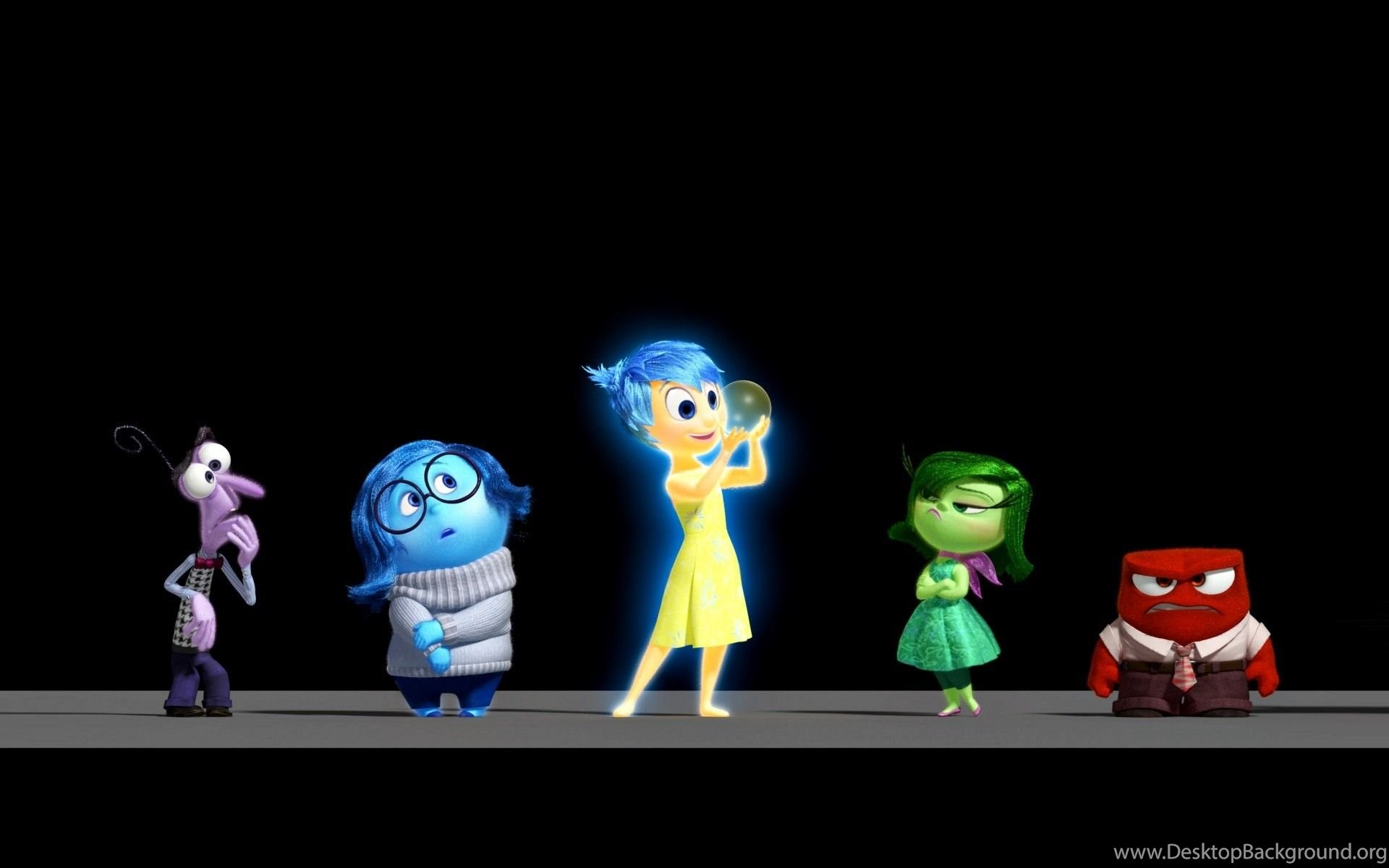 disney pixar inside out hd wallpapers desktop background