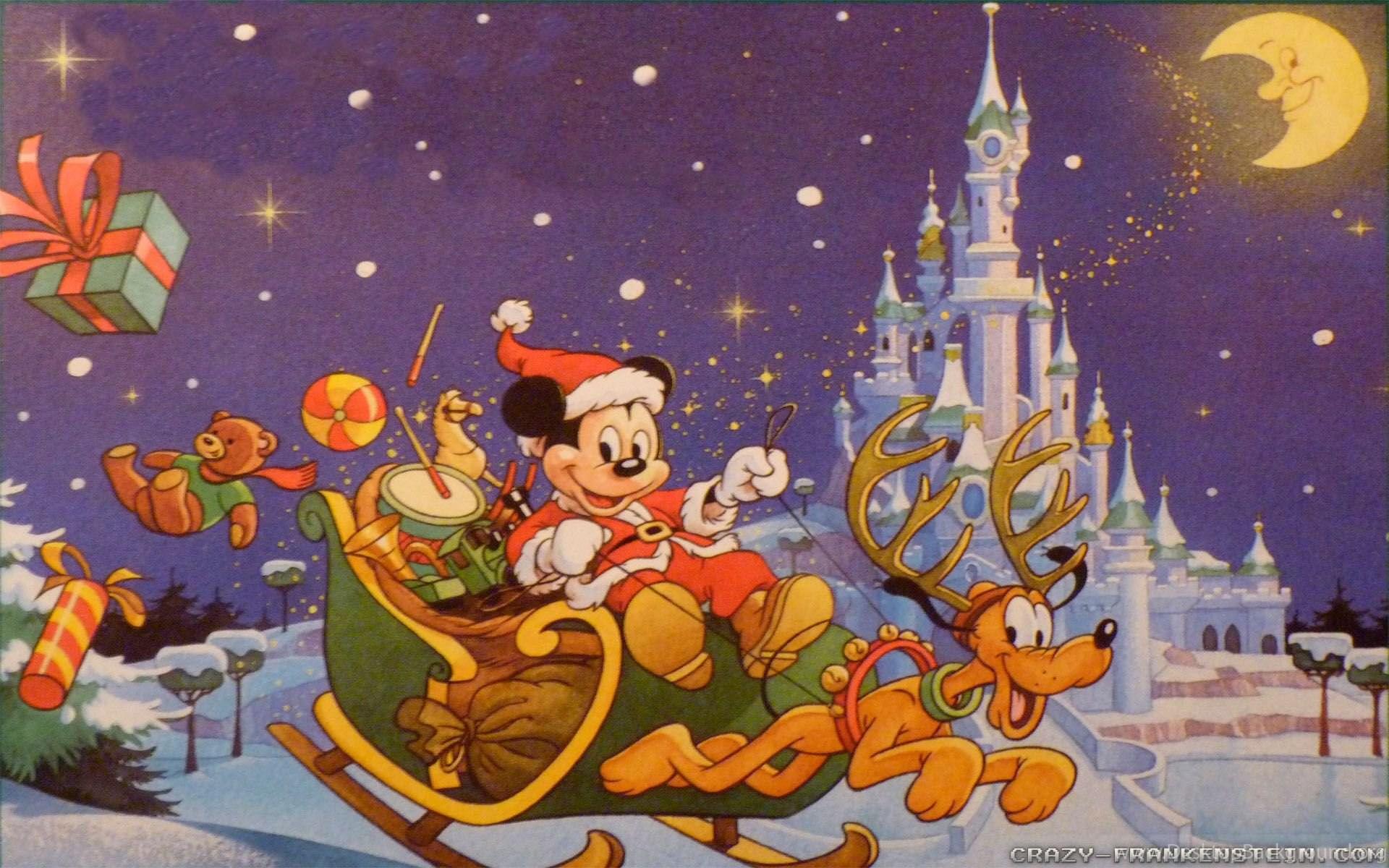 Disney Christmas Wallpaper Hd Widescreen 3.jpg Desktop