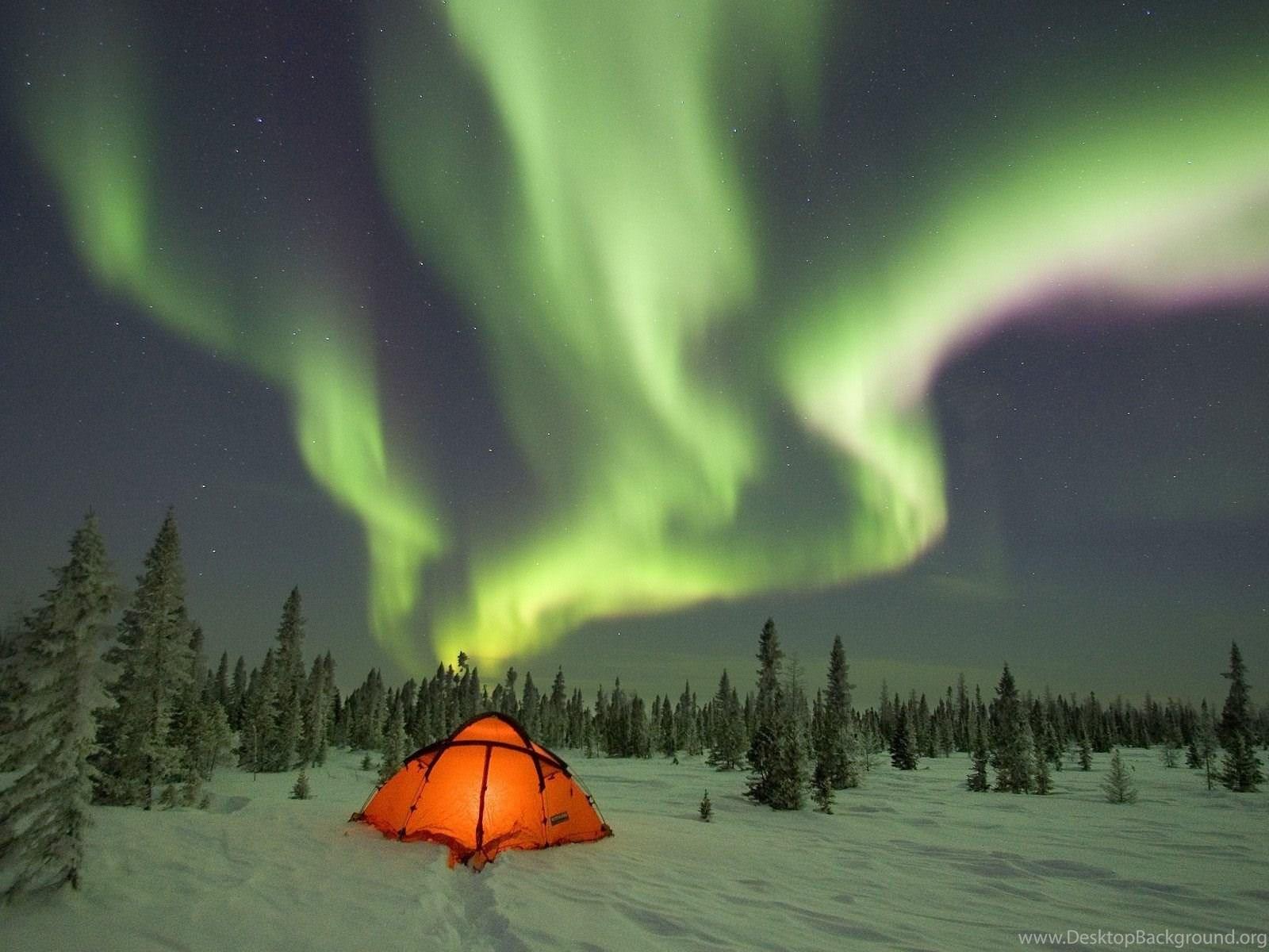 real northern lights hd wallpaper desktop background