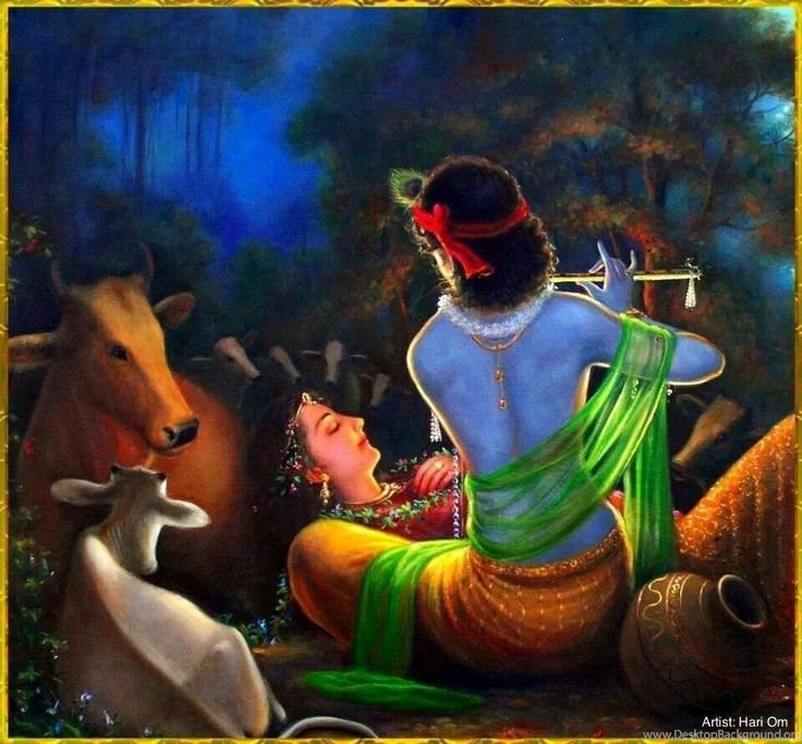 lord krishna radha krishna wallpapers hd wallpapers desktop