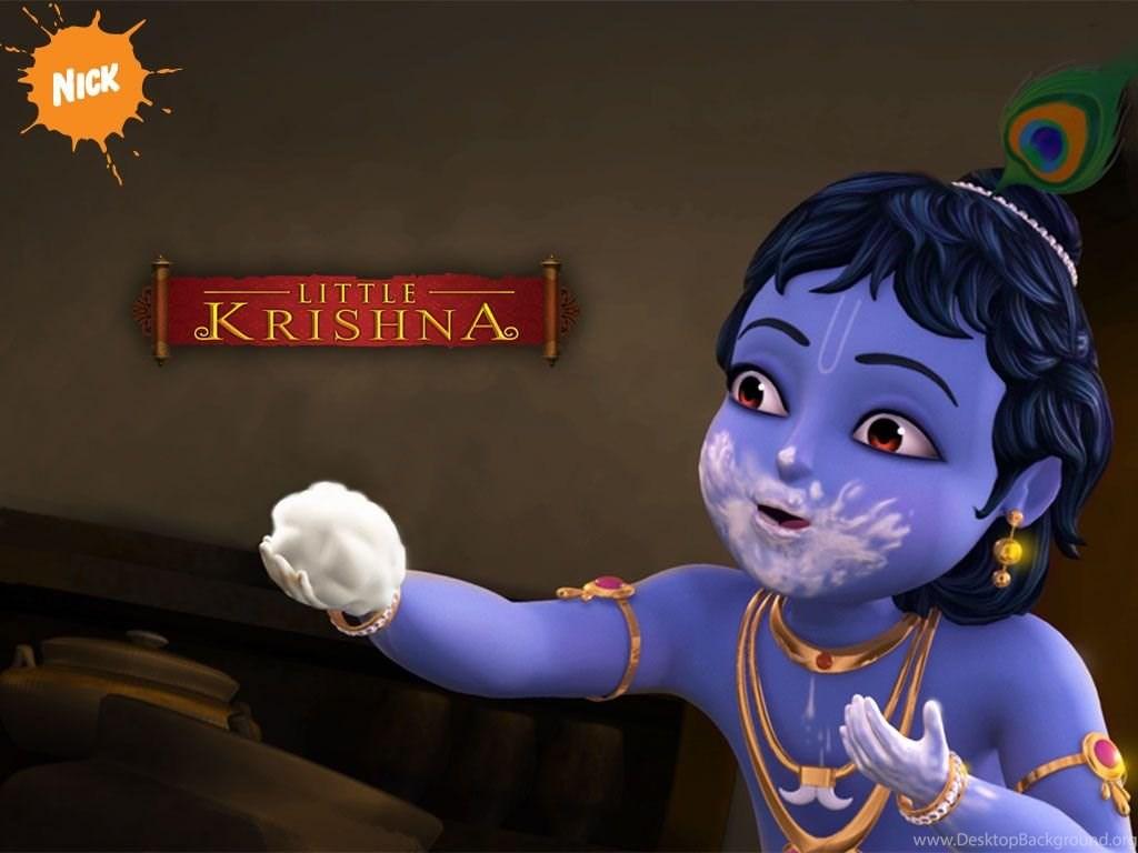Little Krishna Wallpapers 3d Full Hd Wallpapers For Desktop