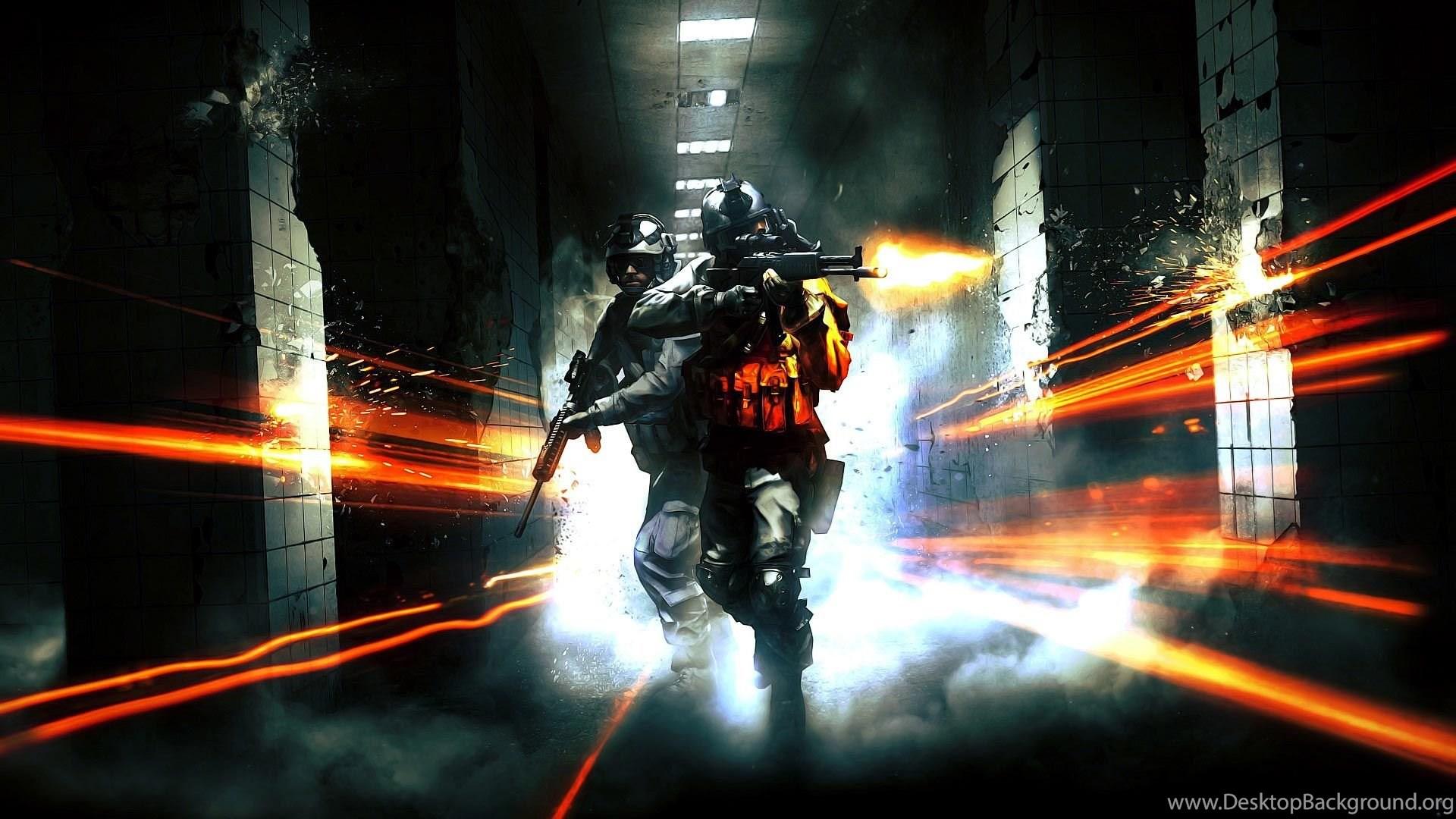 Dark Soldier Wallpapers Desktop Background