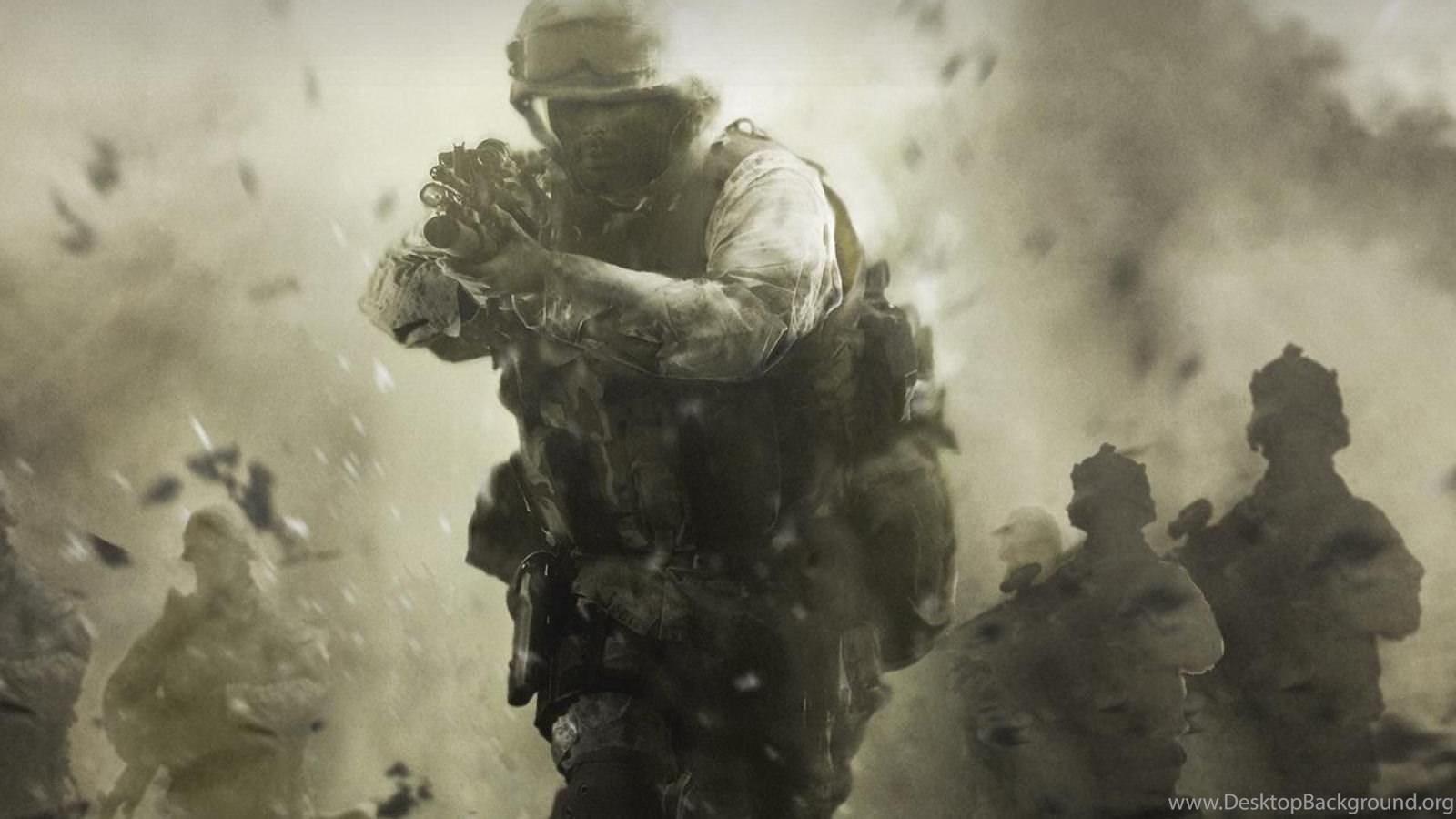 Call Of Duty Modern Warfare Wallpaper Desktop Background