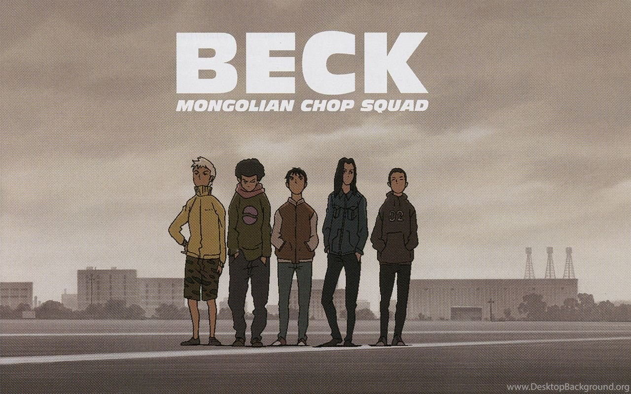 Beck Beck Mongolian Chop Squad Wallpapers Desktop Background