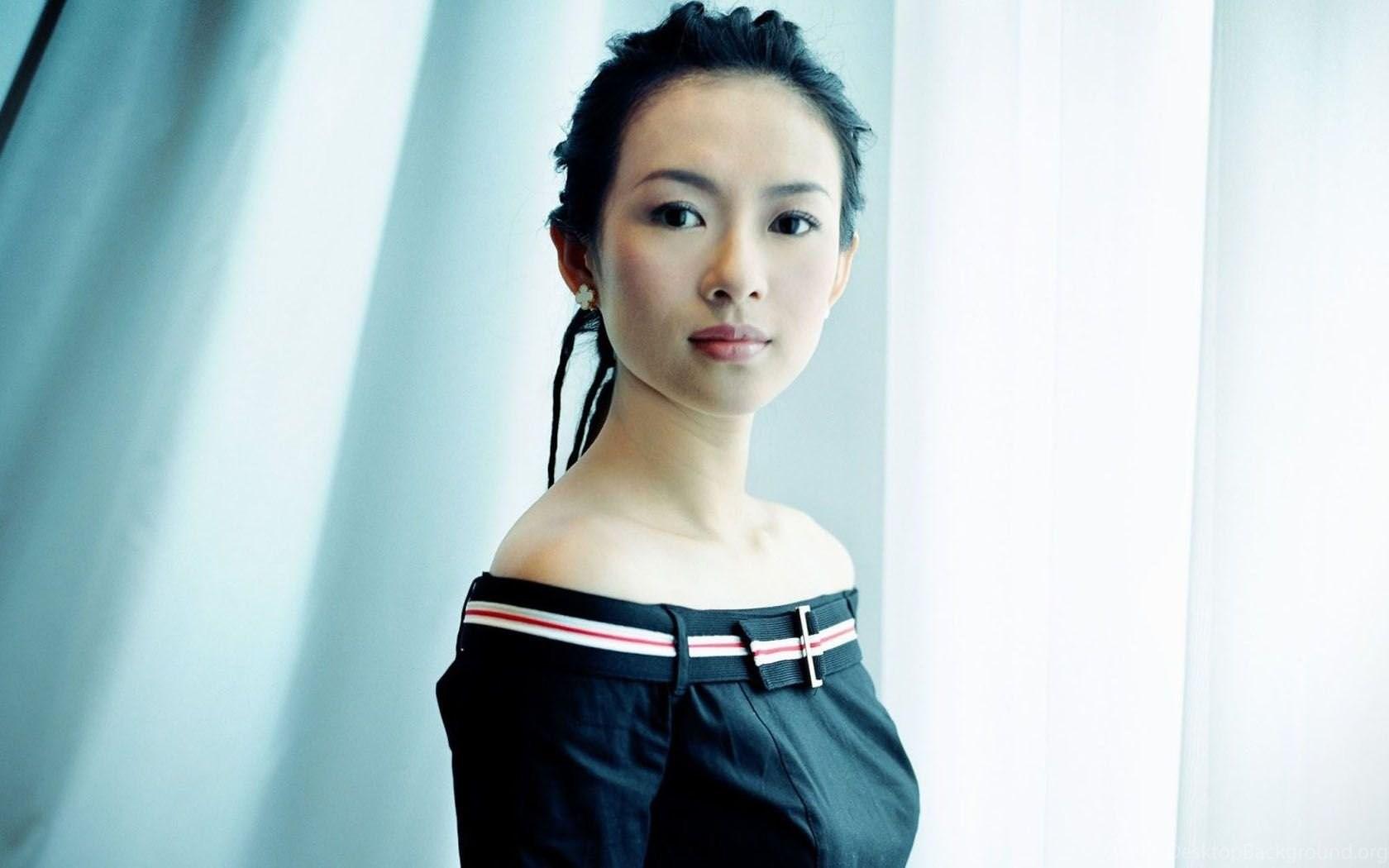 Zhang Ziyi Memoirs Of A Geisha Wallpaper Desktop Background