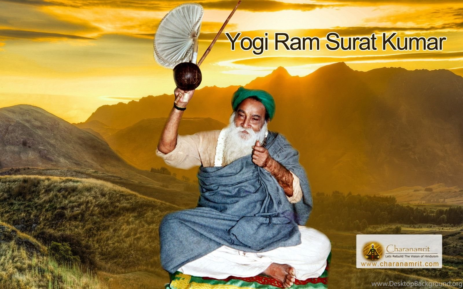 Hd wallpaper yogi adityanath - Yogi Ramsuratkumar Jaya Guru Wonderful Hd Wallpapers For Free
