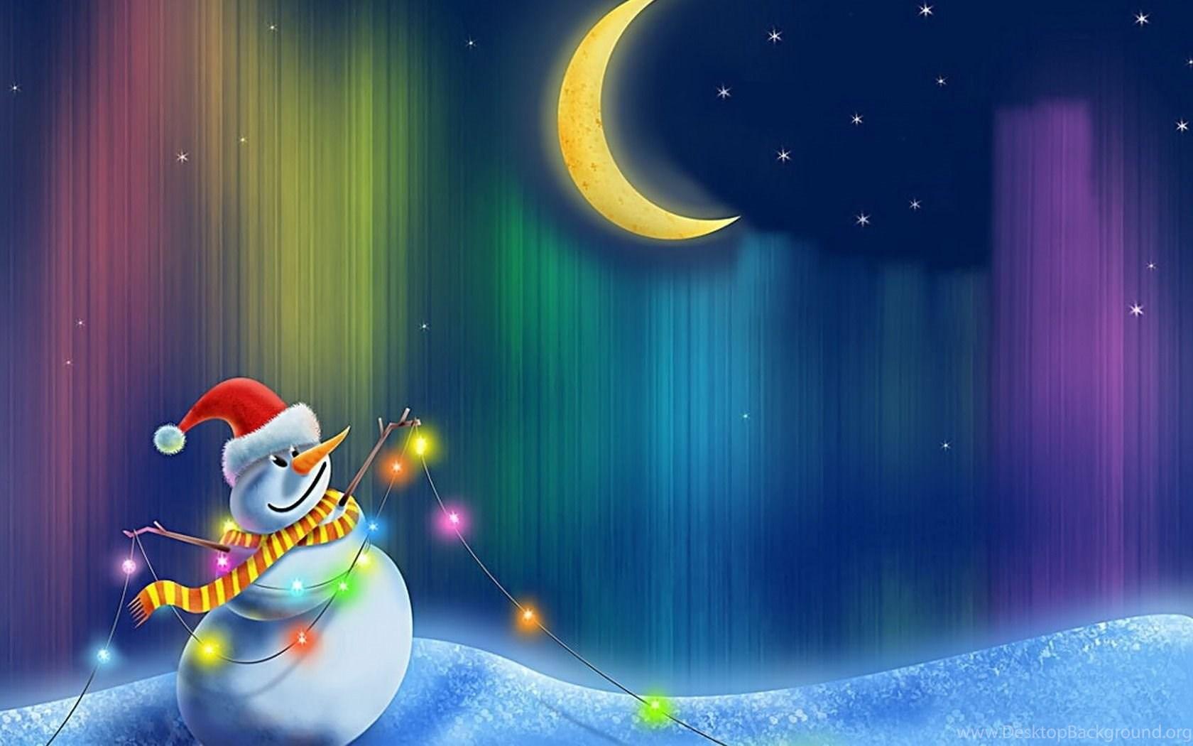 Free Animated Christmas Wallpaper 7 Jpg Desktop Background