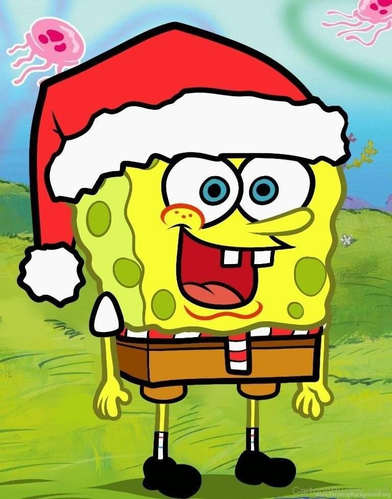 435506 spongebob christmas