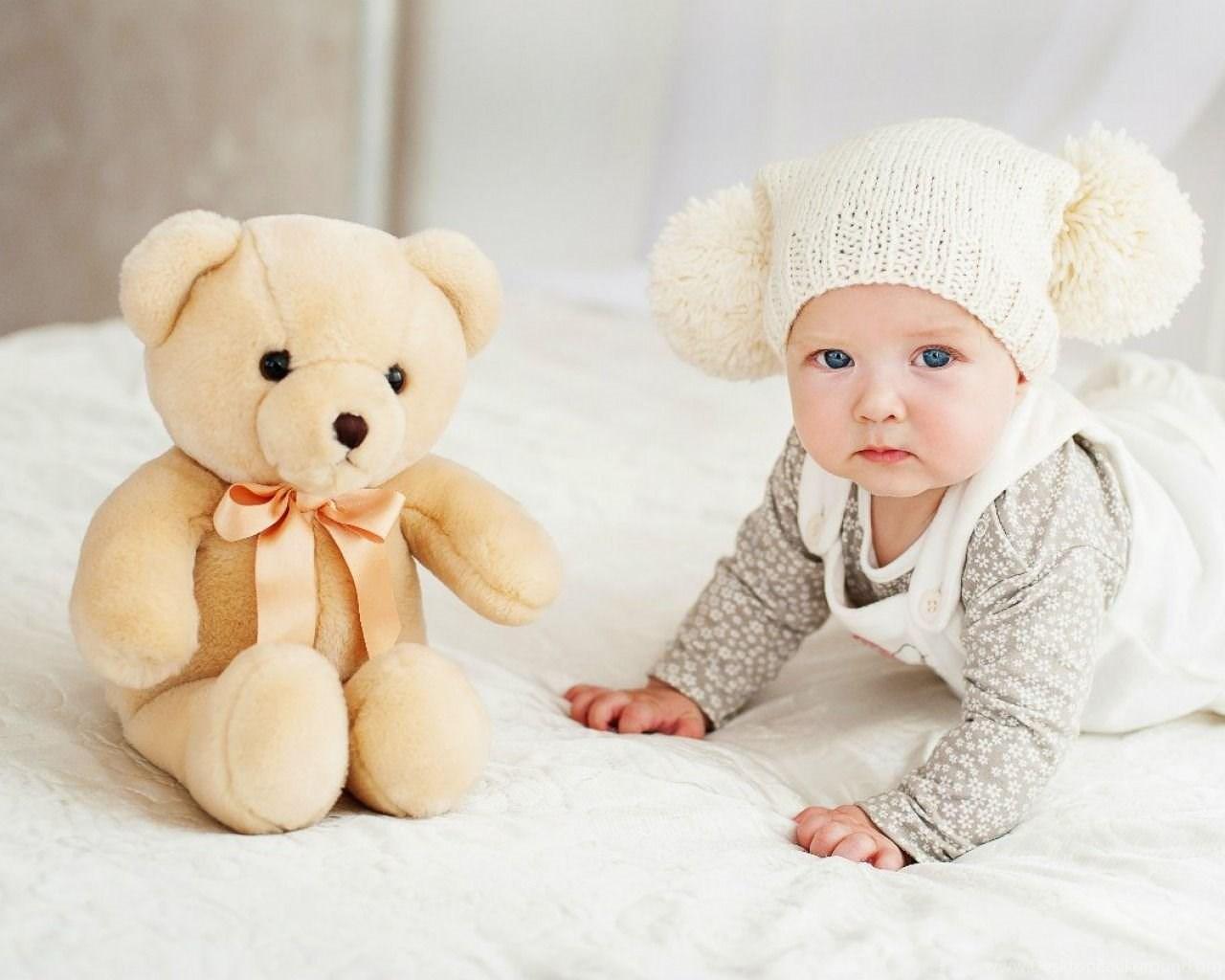 Very Cute Teddy Bear Couple Hd Wallpapers Desktop Background