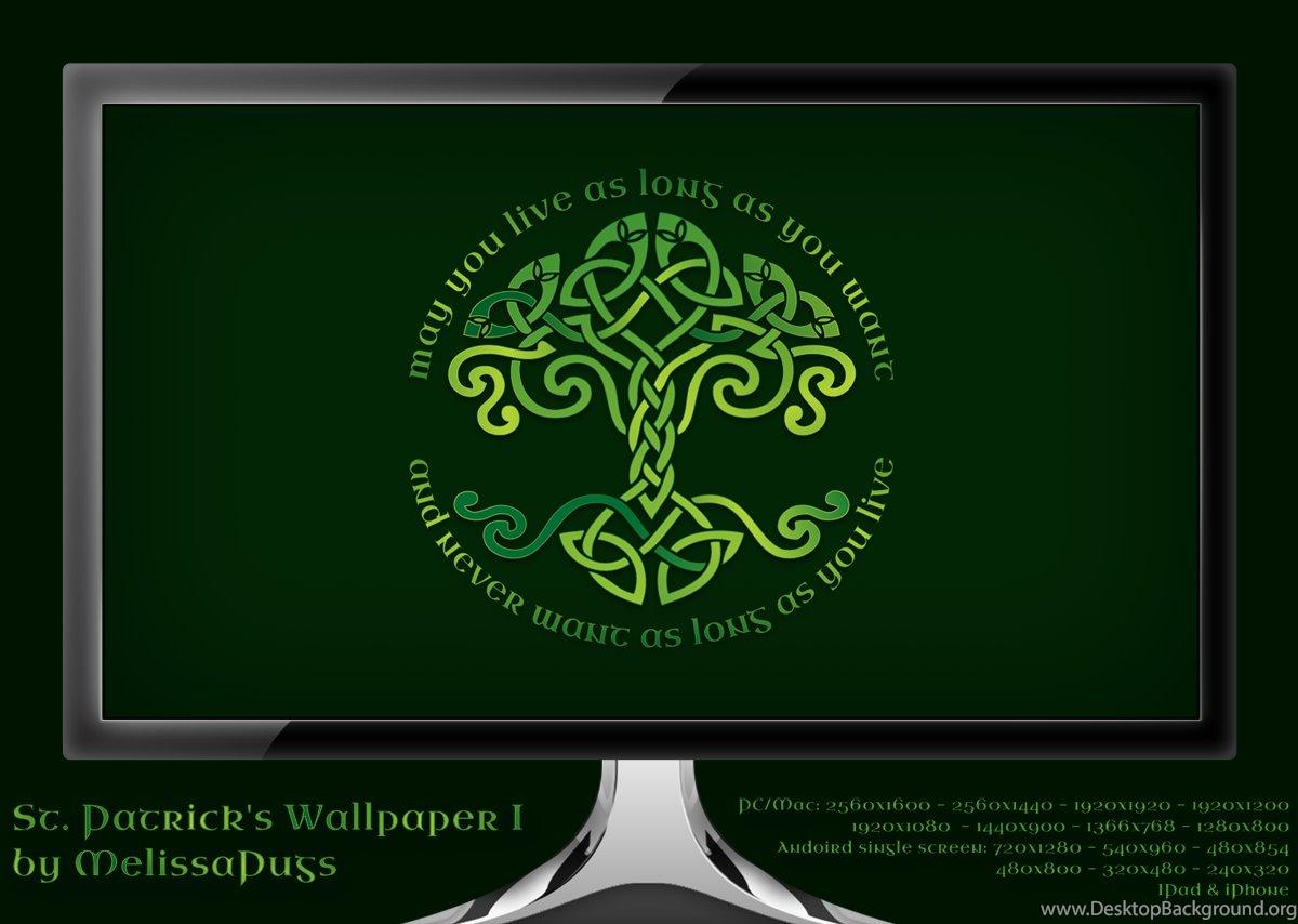 St Patrick Day Wallpapers Cave Desktop Background