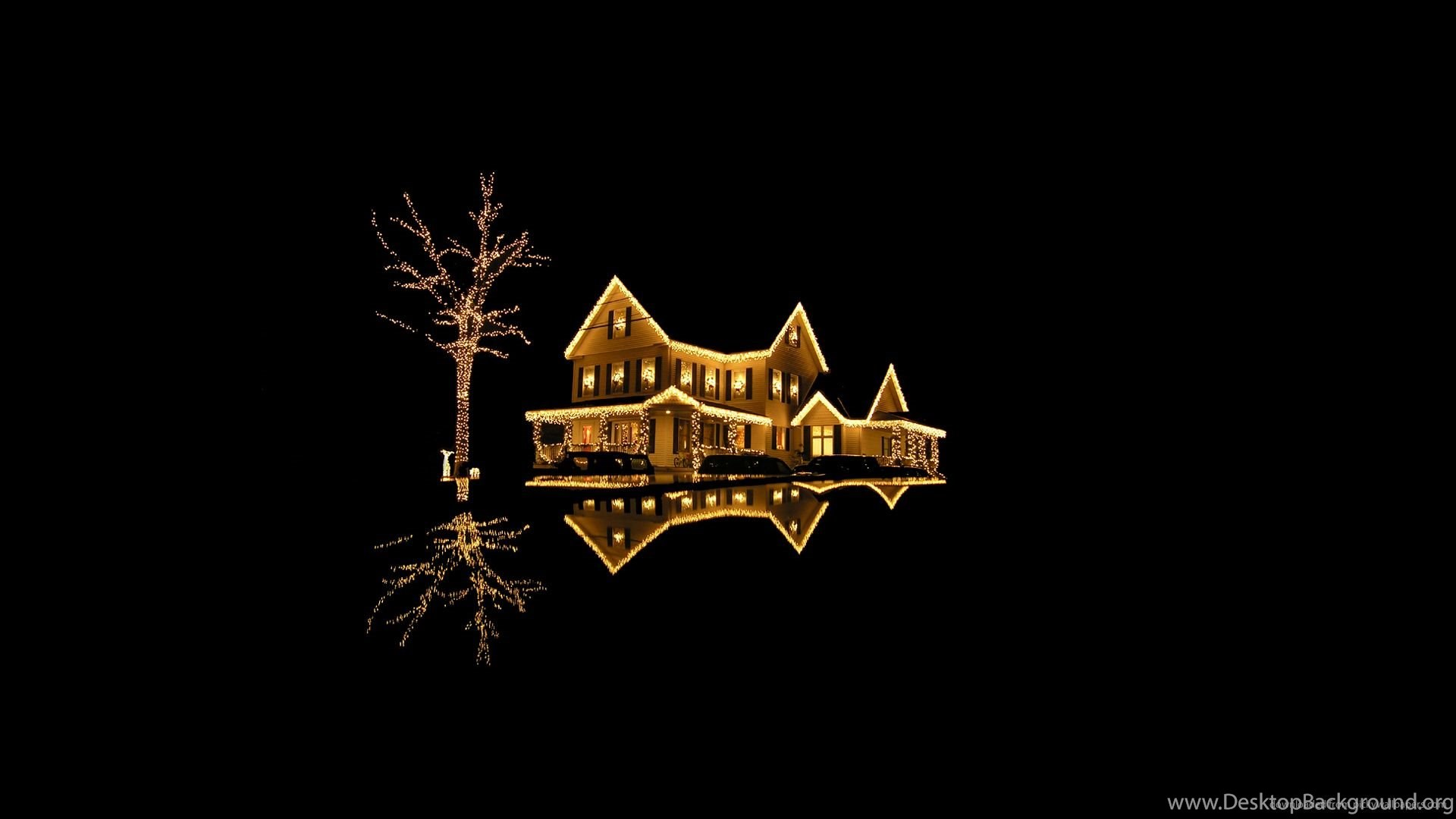 Download 1920x1080 lit house in the dark wallpapers for Wallpaper happy home designer