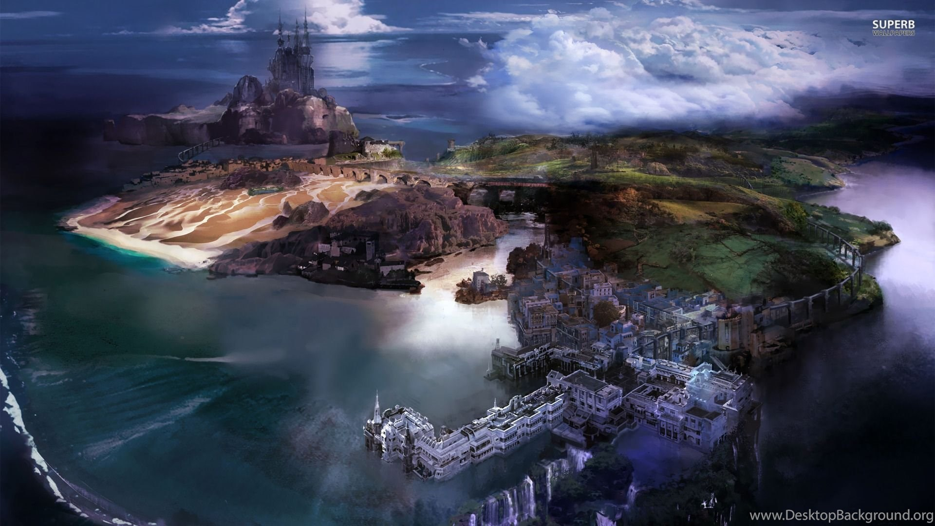Lightning Returns Final Fantasy Xiii Wallpapers Game Wallpapers