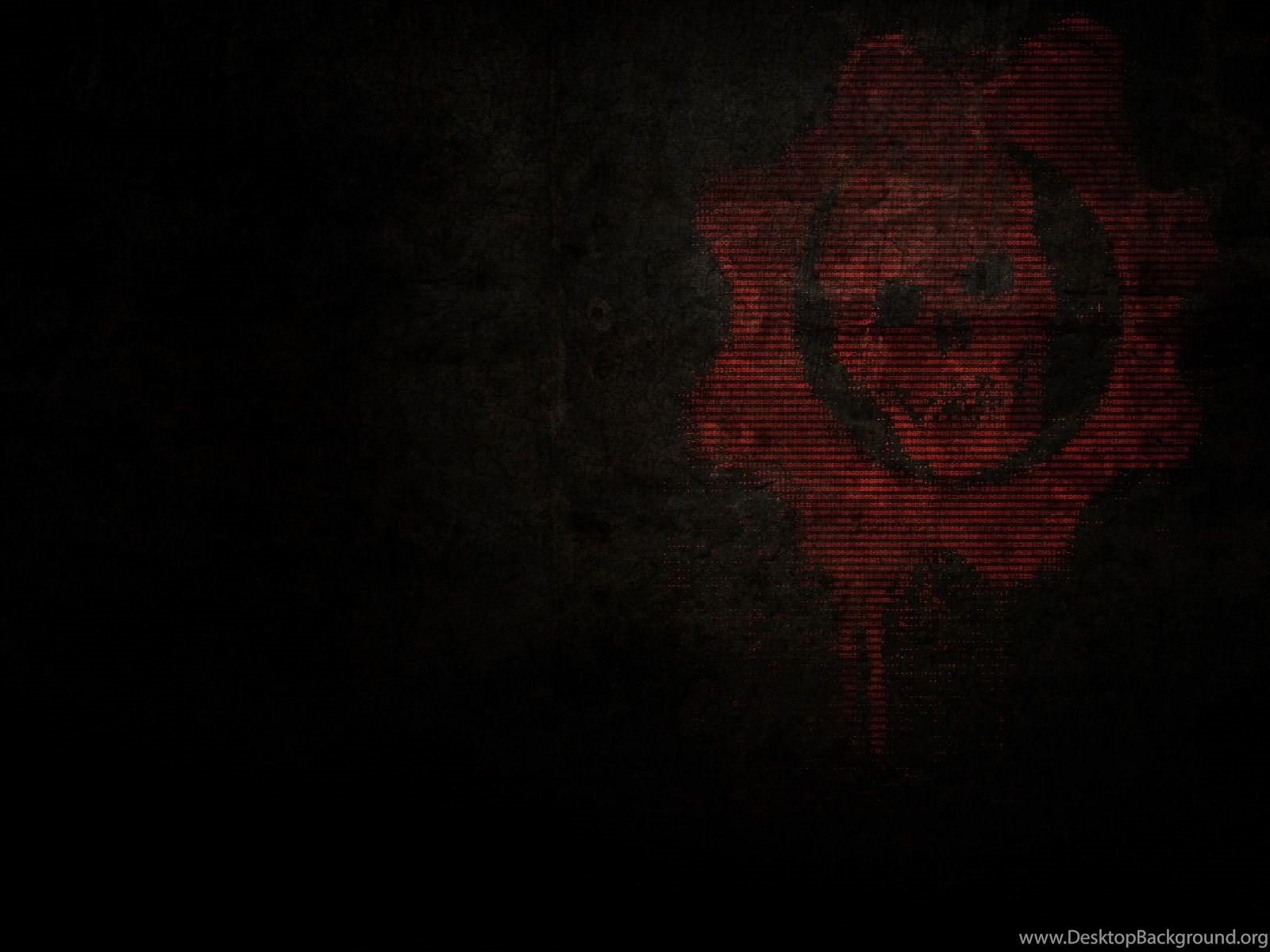 Gears Of War Logo Wallpapers 101475 Desktop Background
