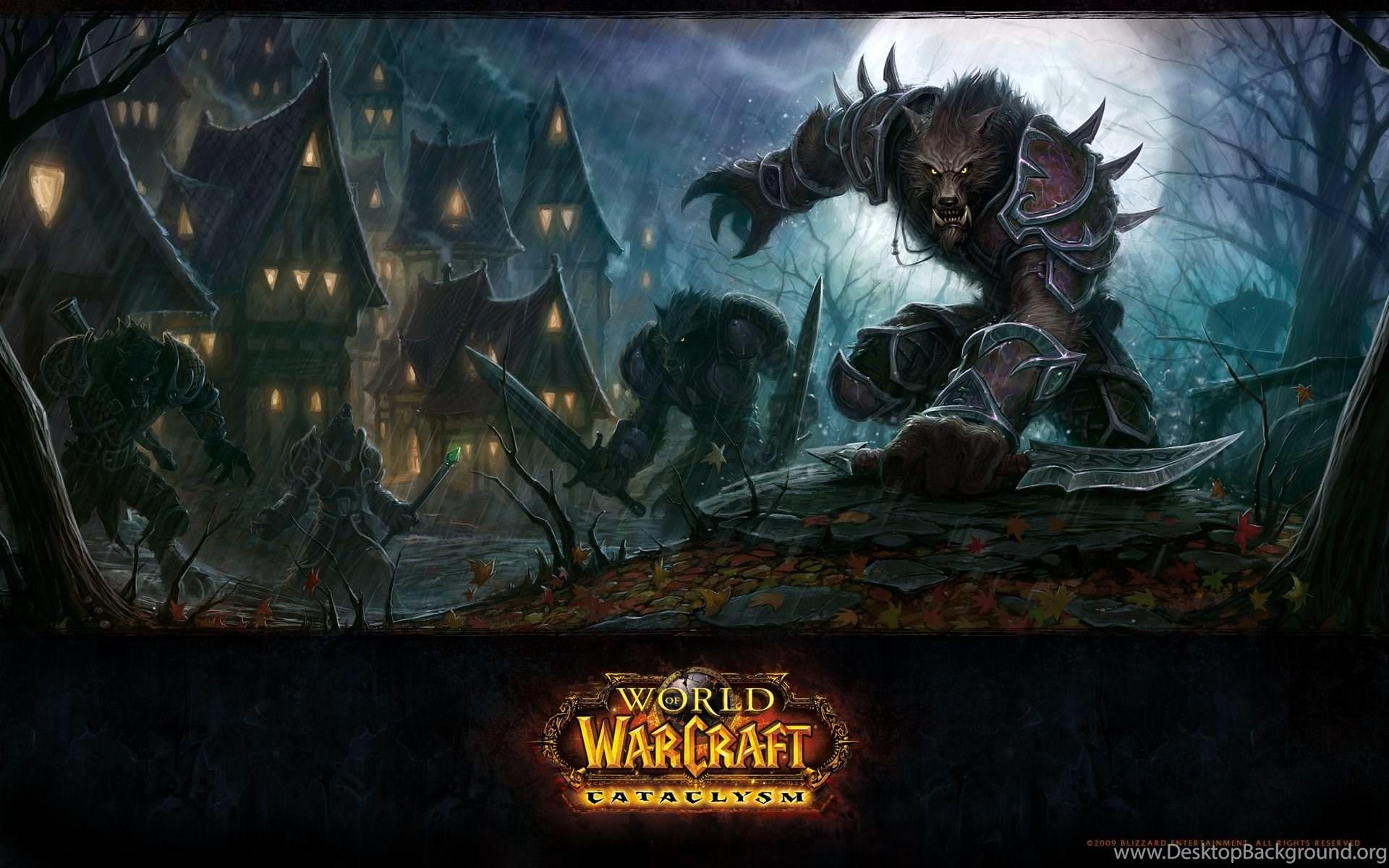 World Of Warcraft Cataclysm Wallpaper Hd I3 Jpg Desktop Background