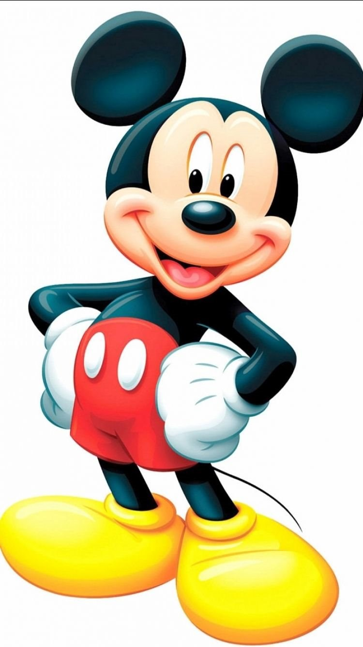 Iphone 6s Cartoon Mickey Mouse Wallpapers Id 530611 Desktop Background