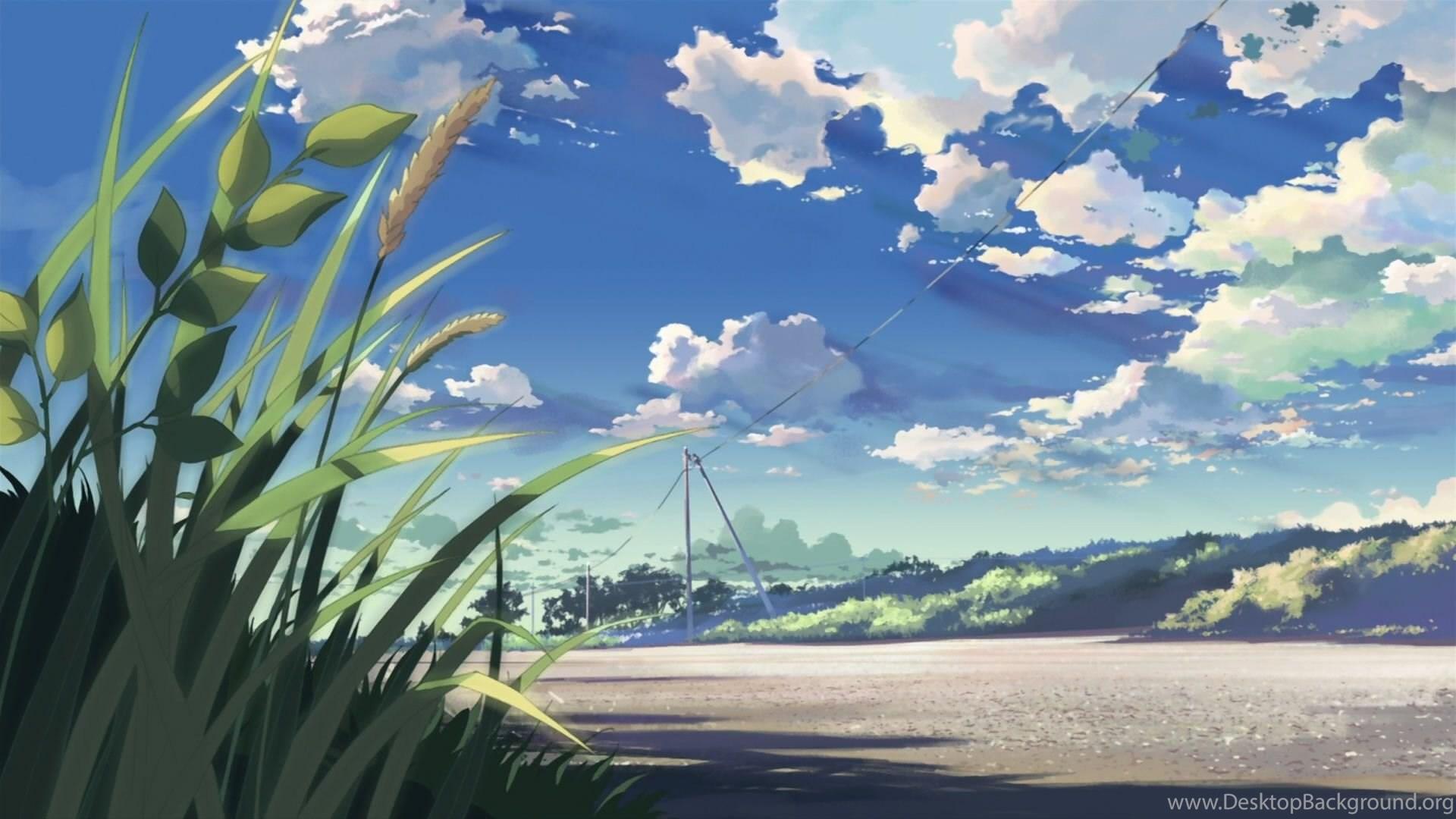 Aesthetic Anime Wallpapers On Pinterest Desktop Background