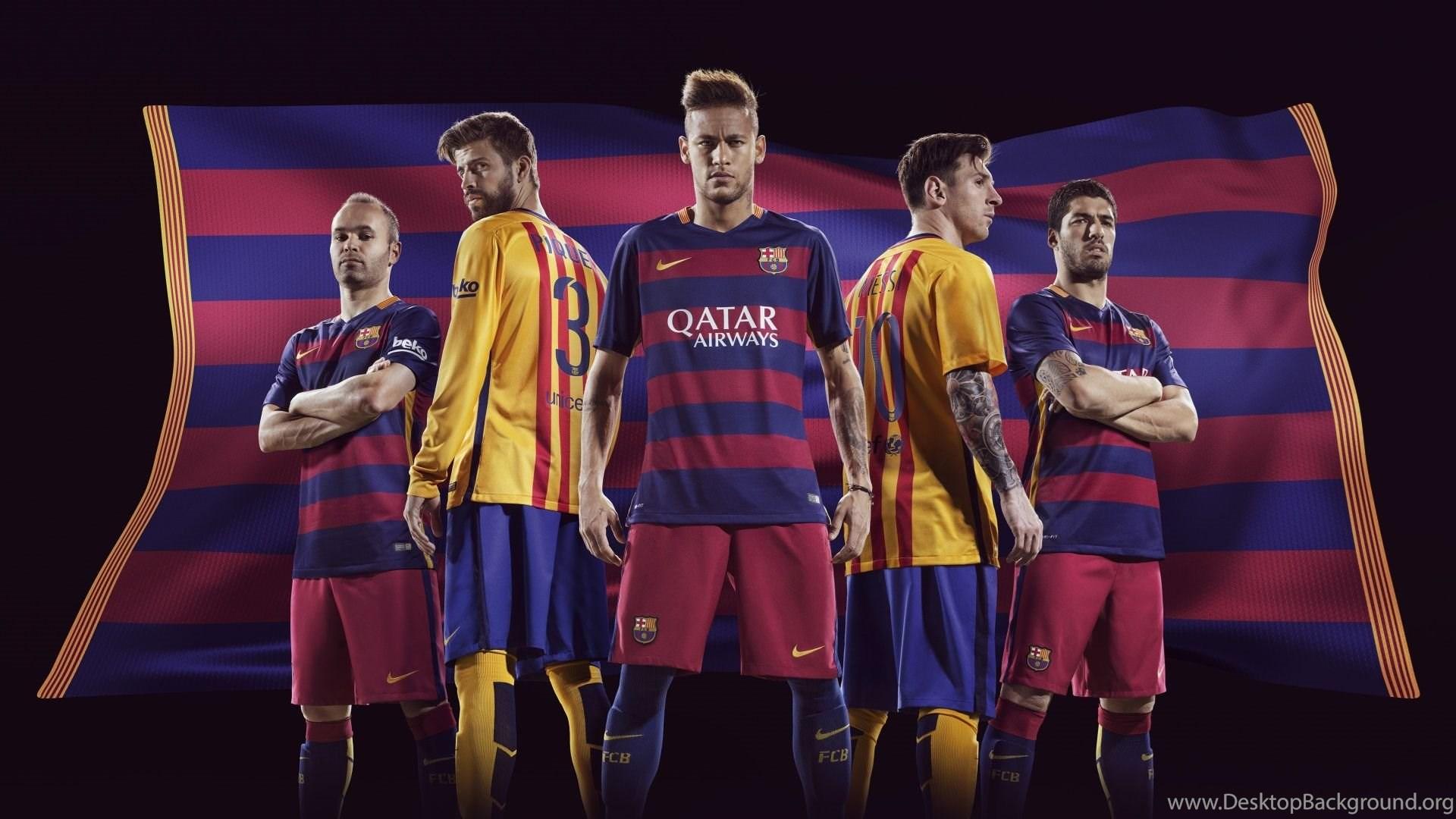 Fc Barcelona 2015 2016 Wallpapers Hd Wallpapers Download Barcelona