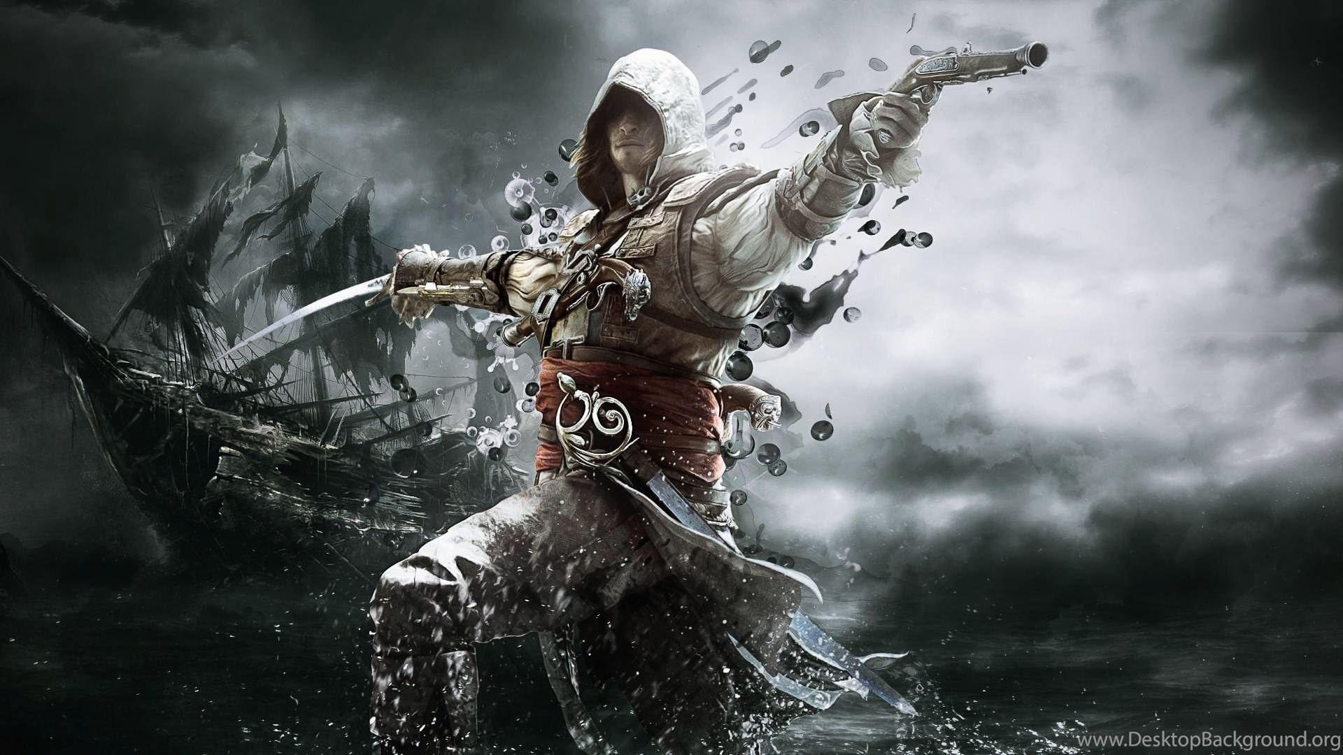 Assassins Creed Unity Hd Wallpaper 3 Jpg Desktop Background