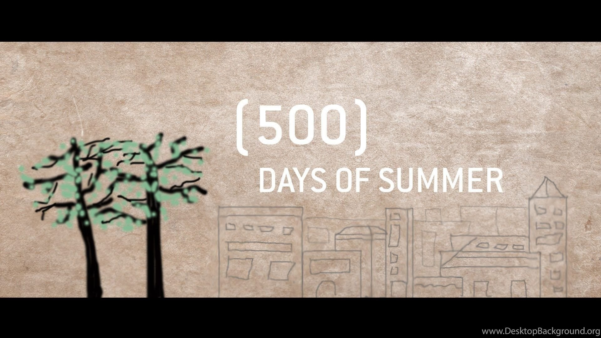 500) days of summer in 60 seconds youtube desktop background