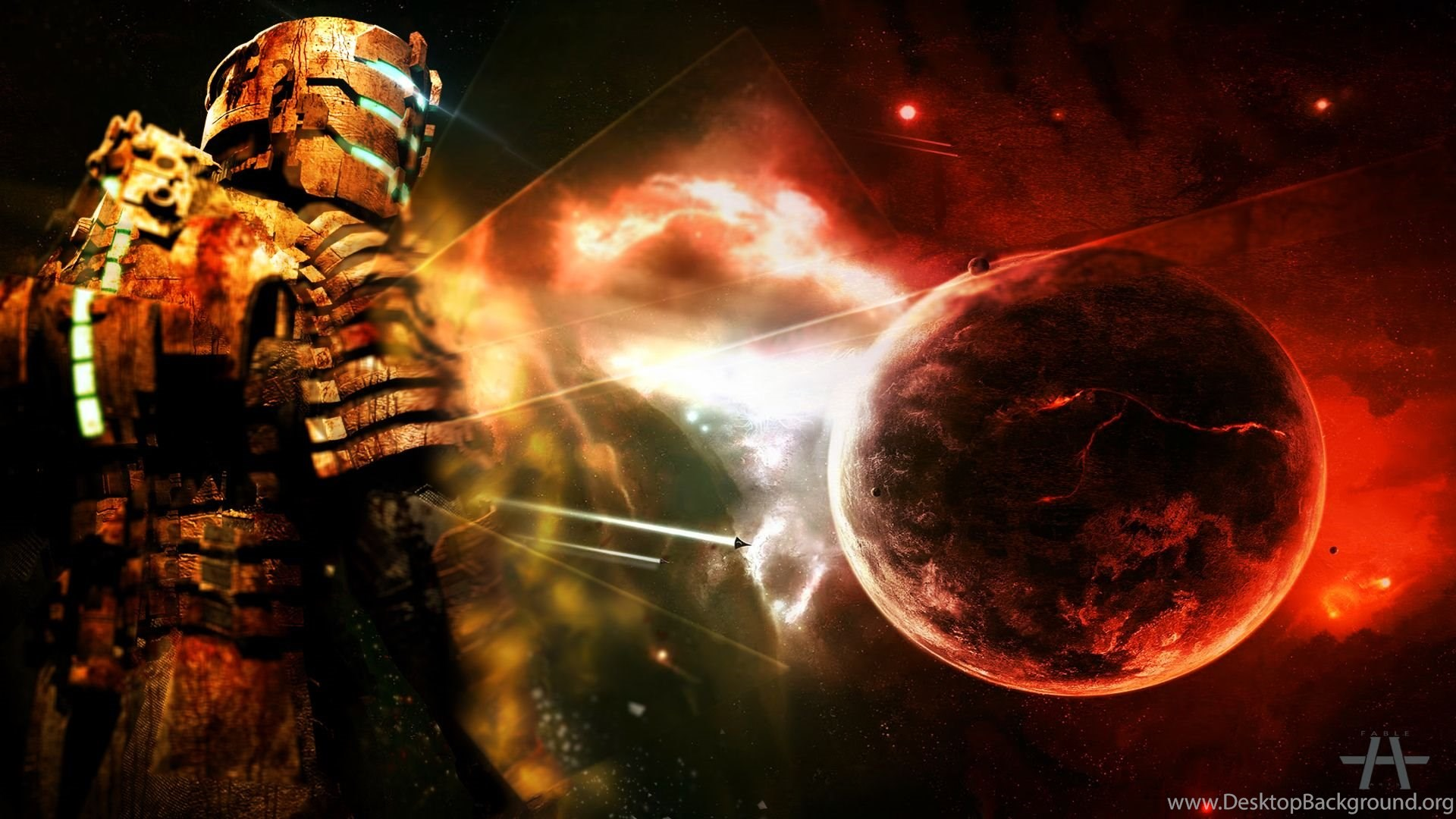 Dead Space 2 Wallpapers 1920x1080 By Jimjim617 On Deviantart