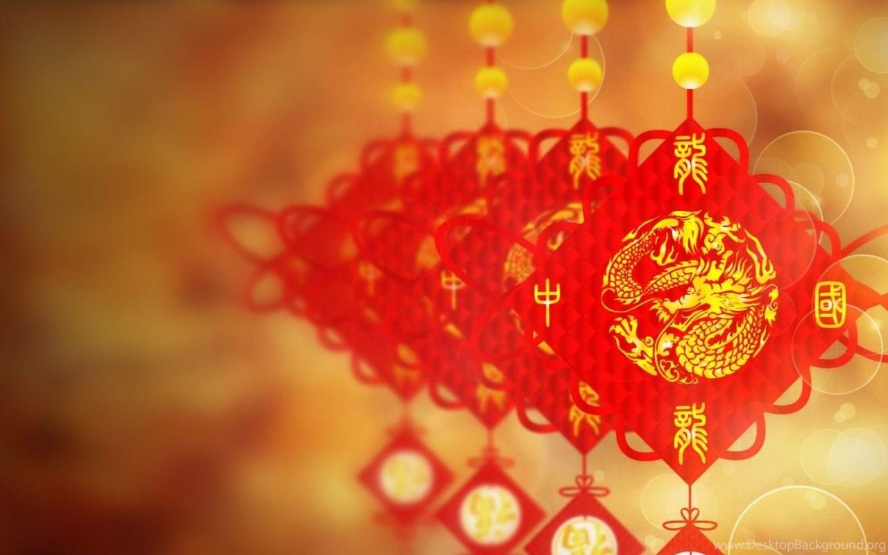 2015 Chinese New Year Desktop Background
