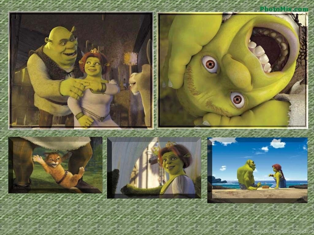 Dc Movie Wallpapers Shrek 2 Desktop Background