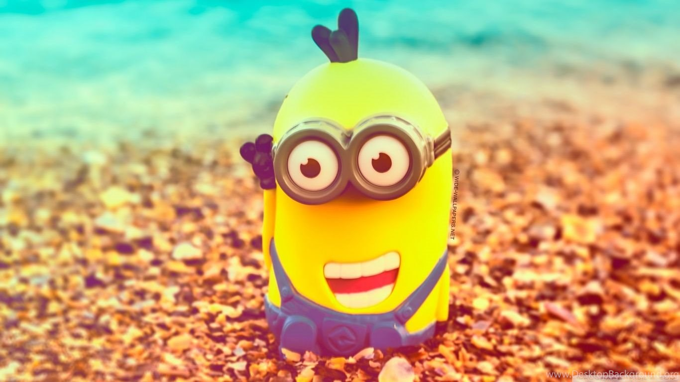 Minion Hd Desktop Wallpapers High Definition Fullscreen Mobile