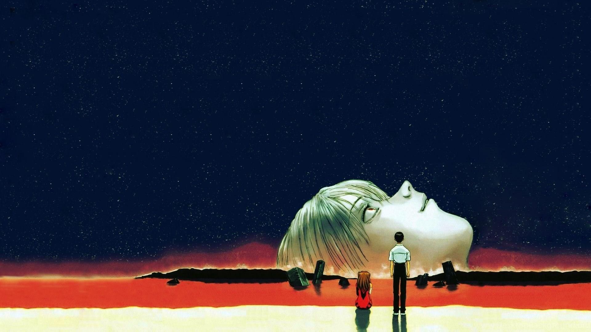 Neon Genesis Evangelion Hd Wallpapers Desktop Background