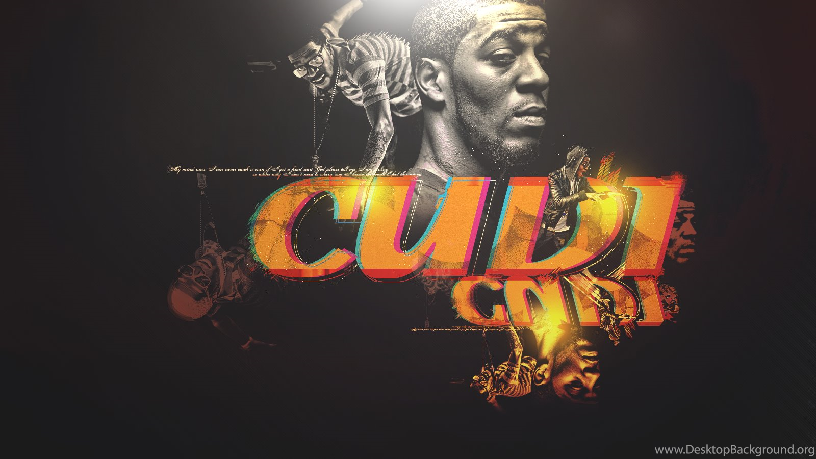 Kid Cudi Quotes Wallpapers Album On Quotesvil Com Desktop Background