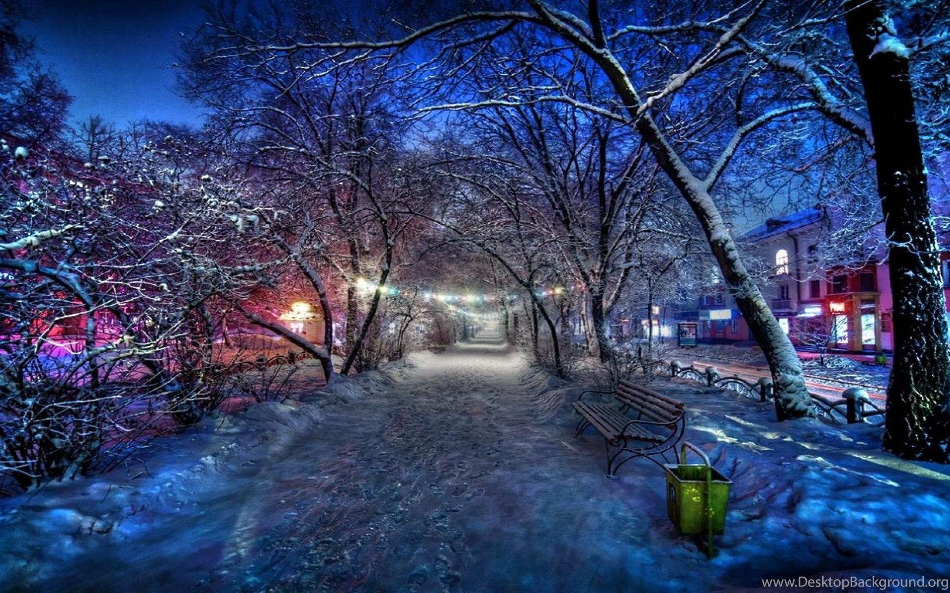 картинки на рабочий стол ночная зима карта фото космоса
