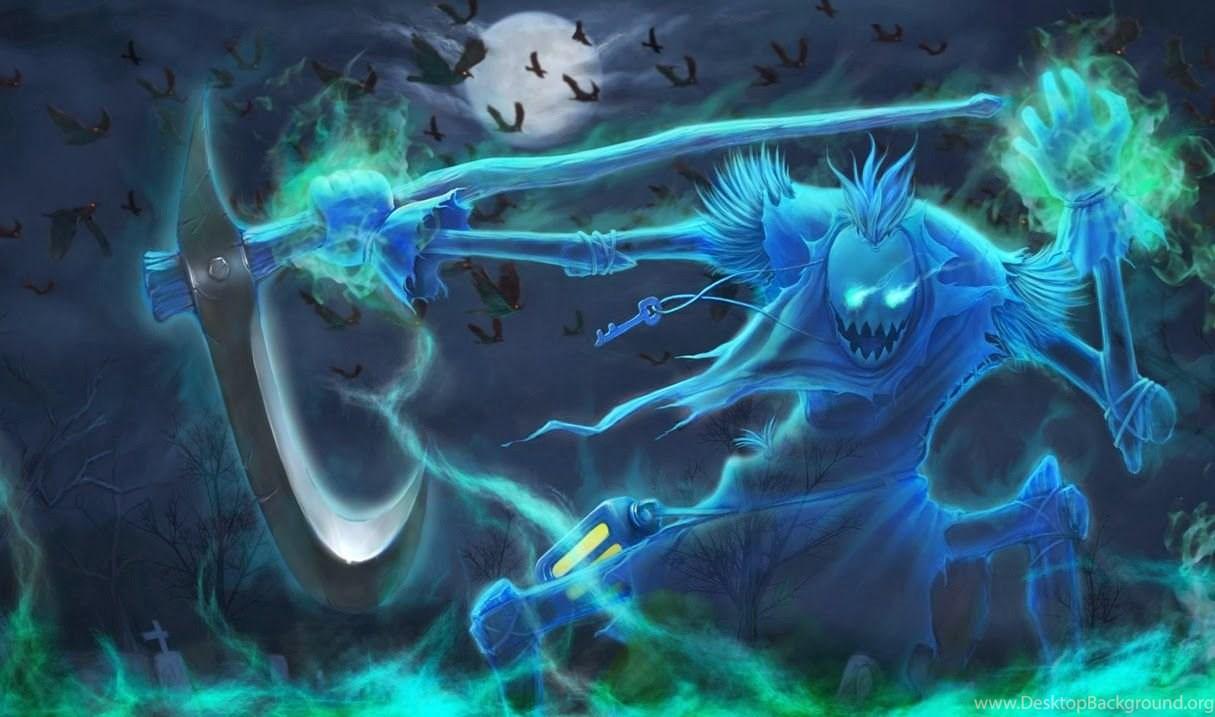 Fiddlesticks League Of Legends Wallpaper Full Hd 1 Jpg Desktop