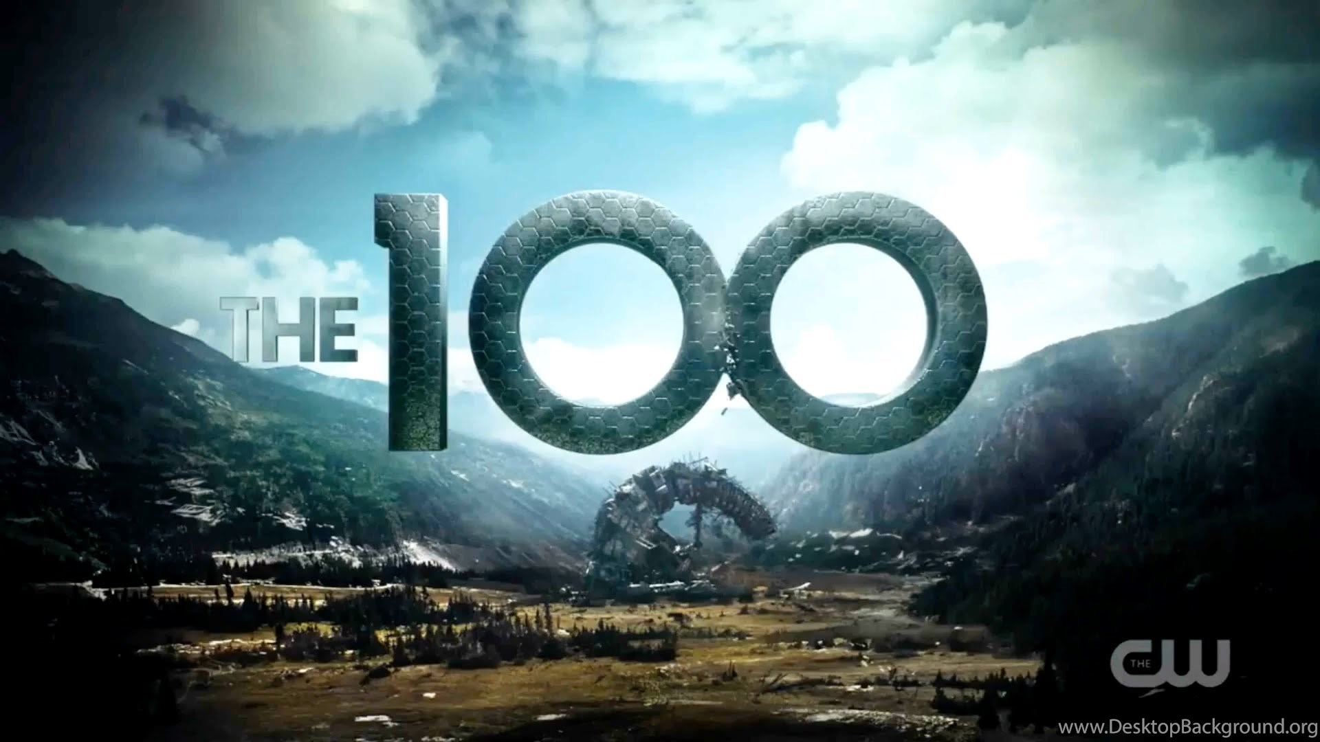 The Gallery For The 100 Season 2 Wallpapers Desktop Background