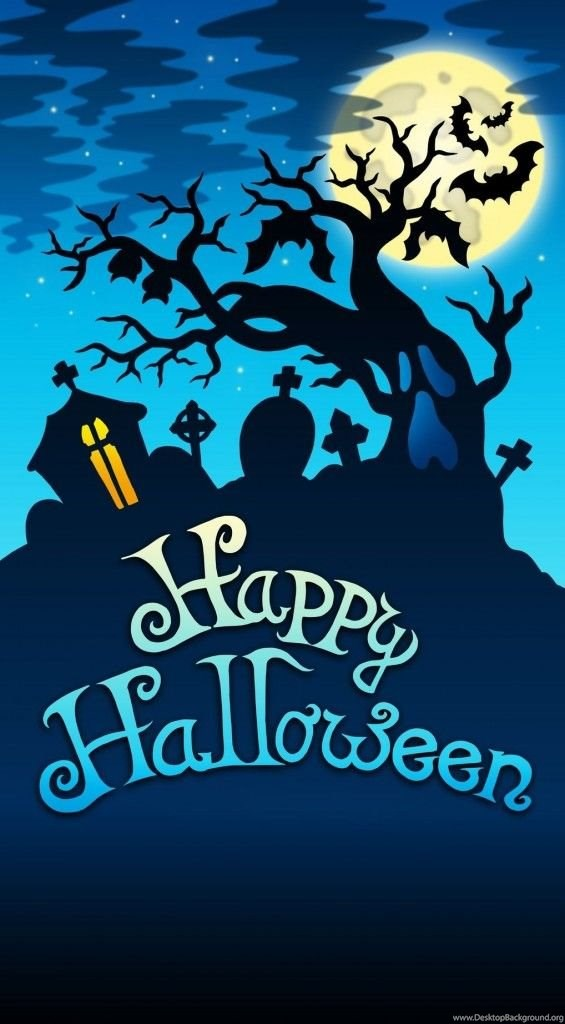 Happy Halloween Iphone Wallpapers Http Xperiatokok Infinity Hu Desktop Background