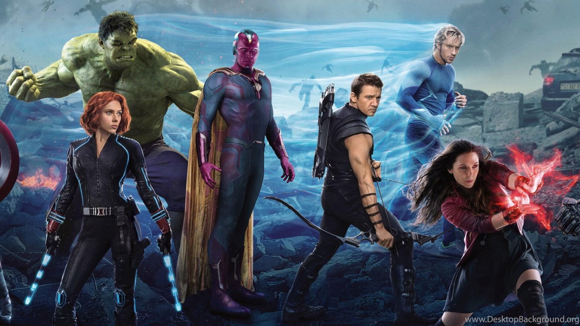 Team Avengers Hd Wallpapers Desktop Background