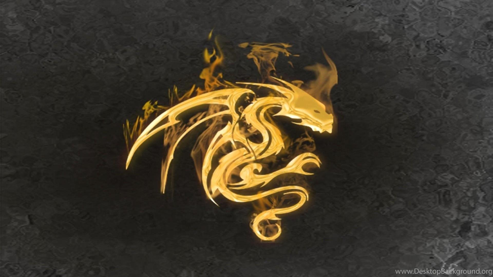 FIRE DRAGON WALLPAPER Desktop Background