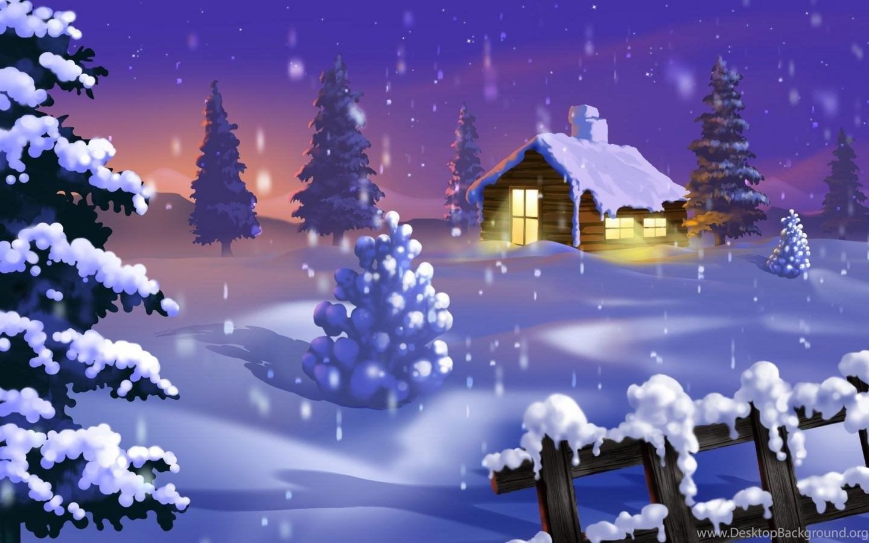 Free Wallpapers Winter Scenes Cave Desktop Background