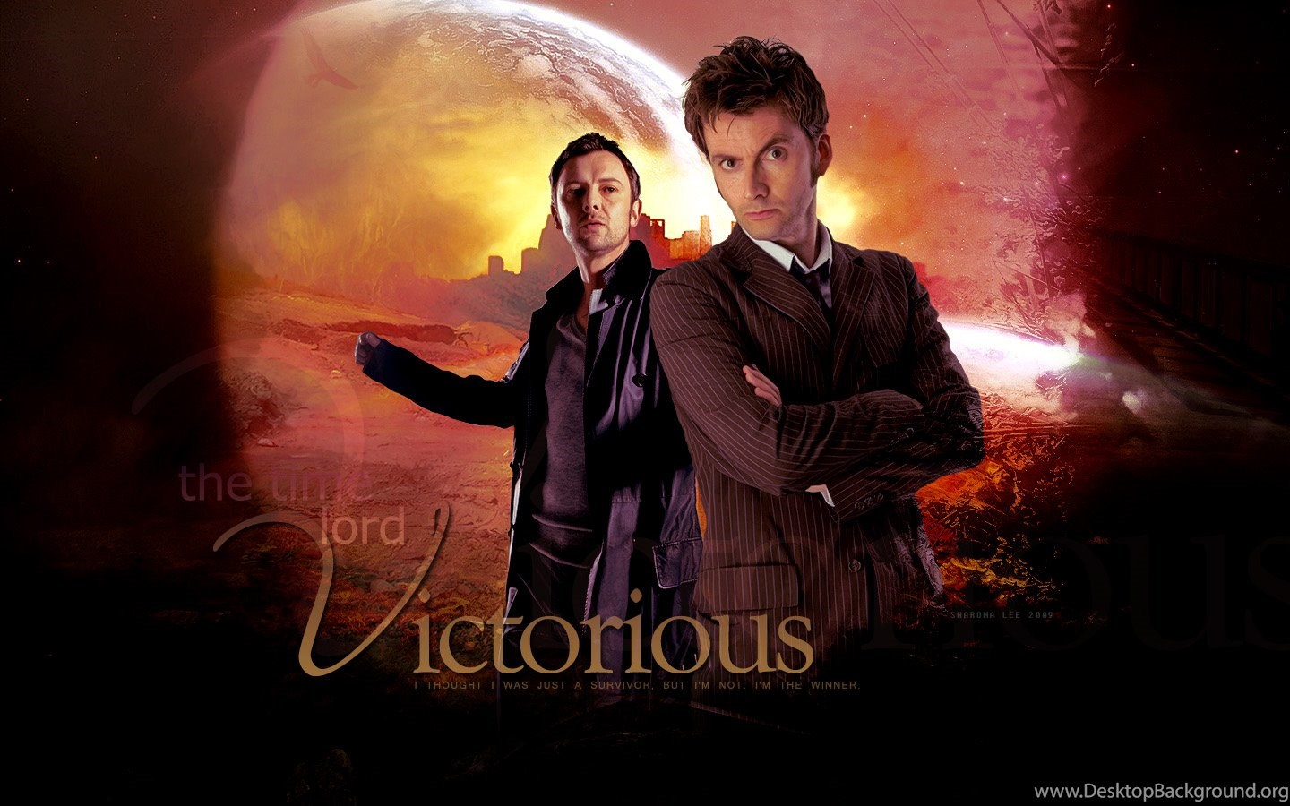 Doctor Who Wallpapers David Tennant Desktop Background