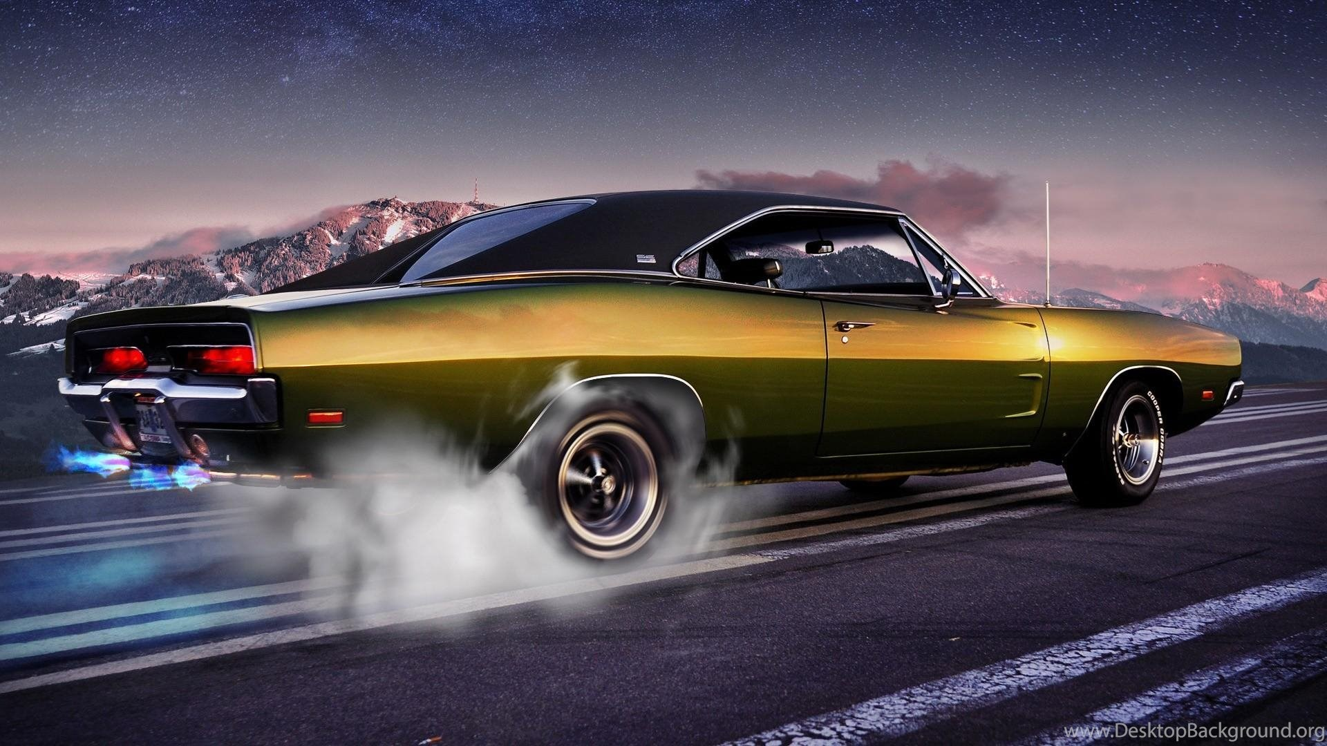 Muscle Car Burnout Iphone Wallpapers 9130 Amazing Wallpaperz Desktop