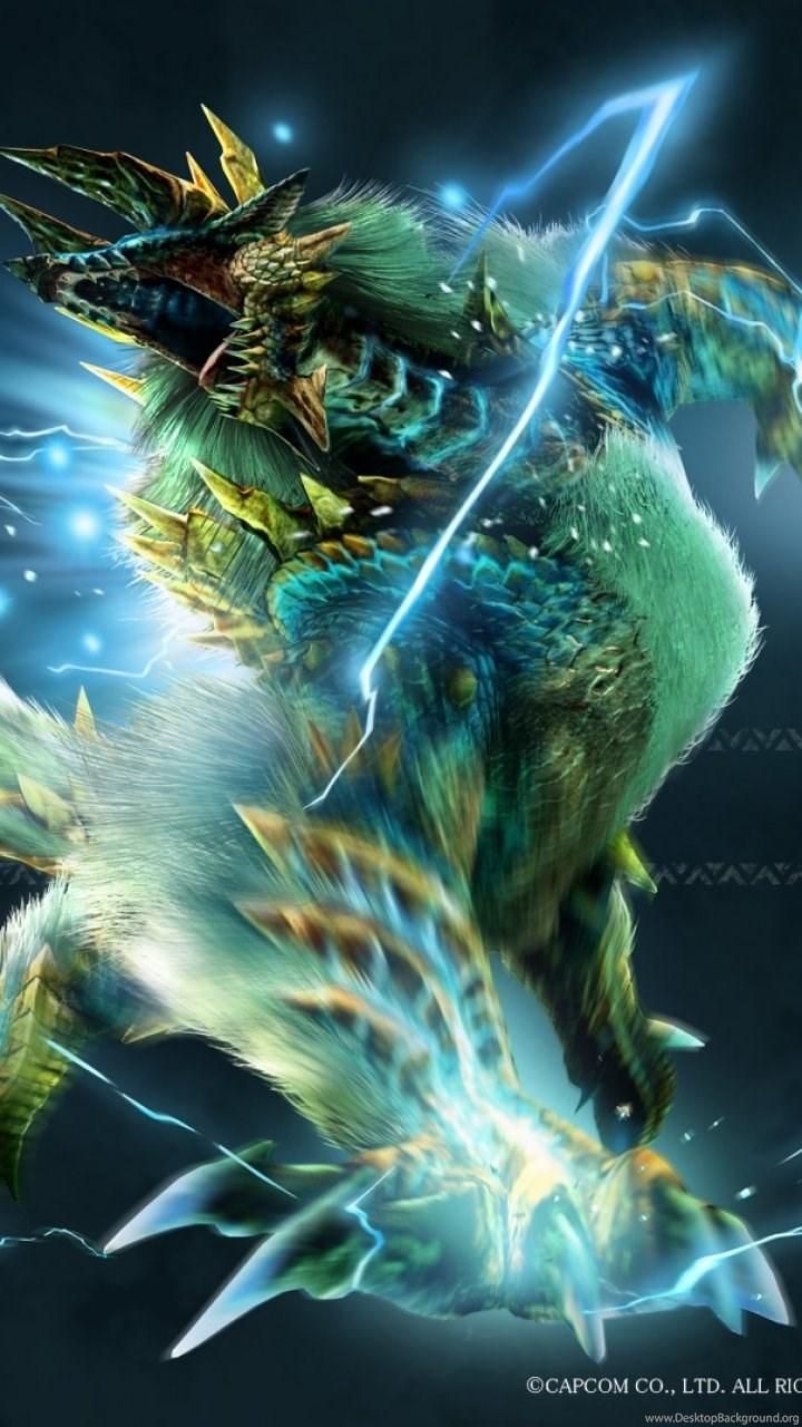 Iphone 5 Video Game Monster Hunter Wallpapers Id 330968 Desktop