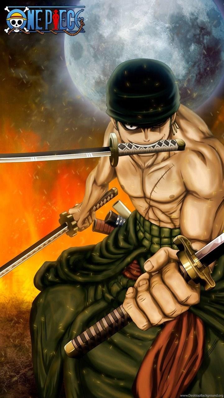 Roronoa Zoro One Piece Mobile Wallpapers 6679 Desktop Background