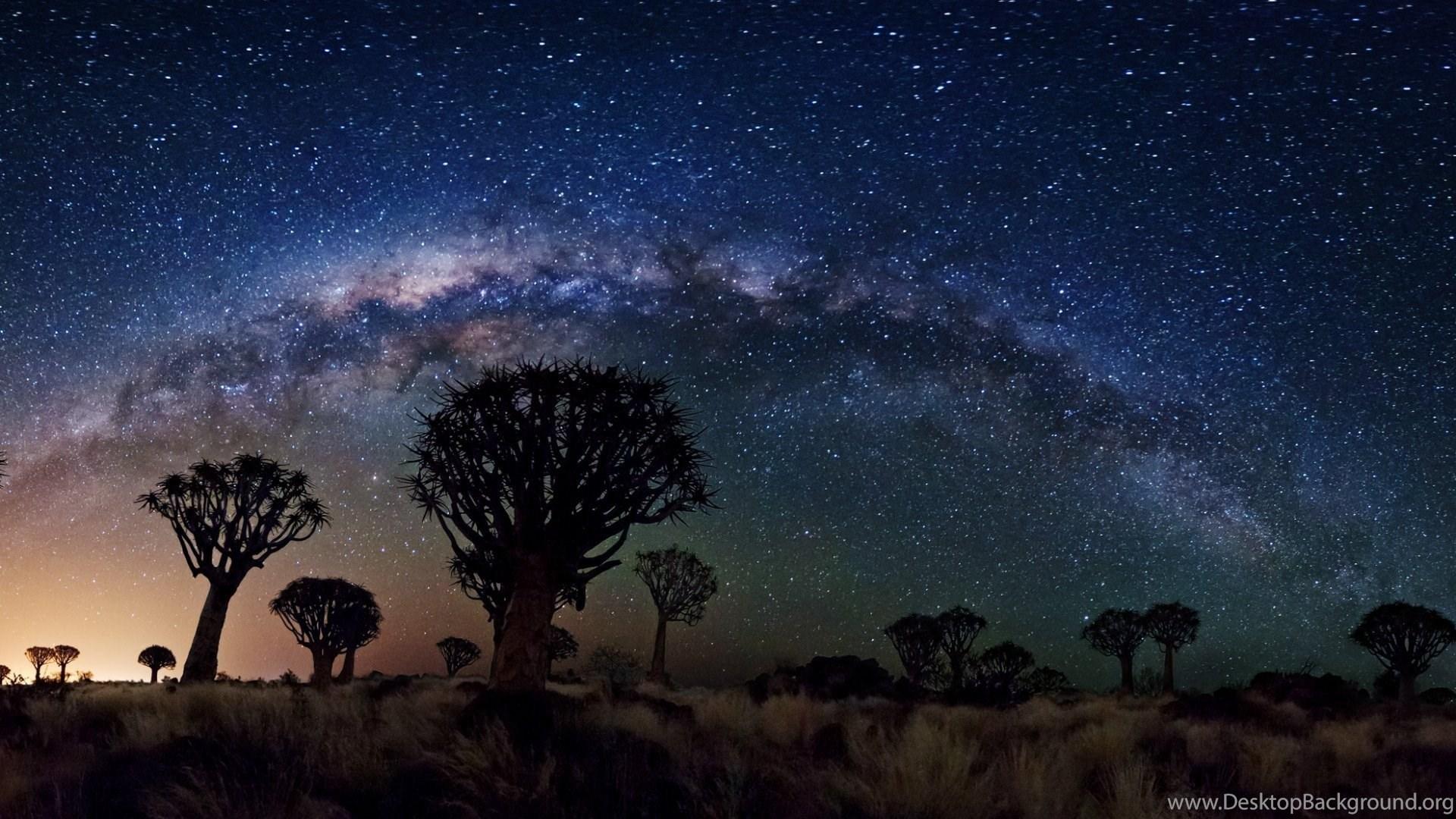 Milky Way Galaxy Wallpaper Nasa