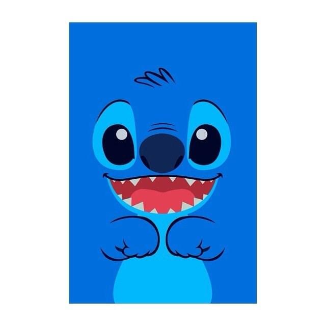 Dani Xx How Cute Is This Stitch Wallpaper Desktop Background