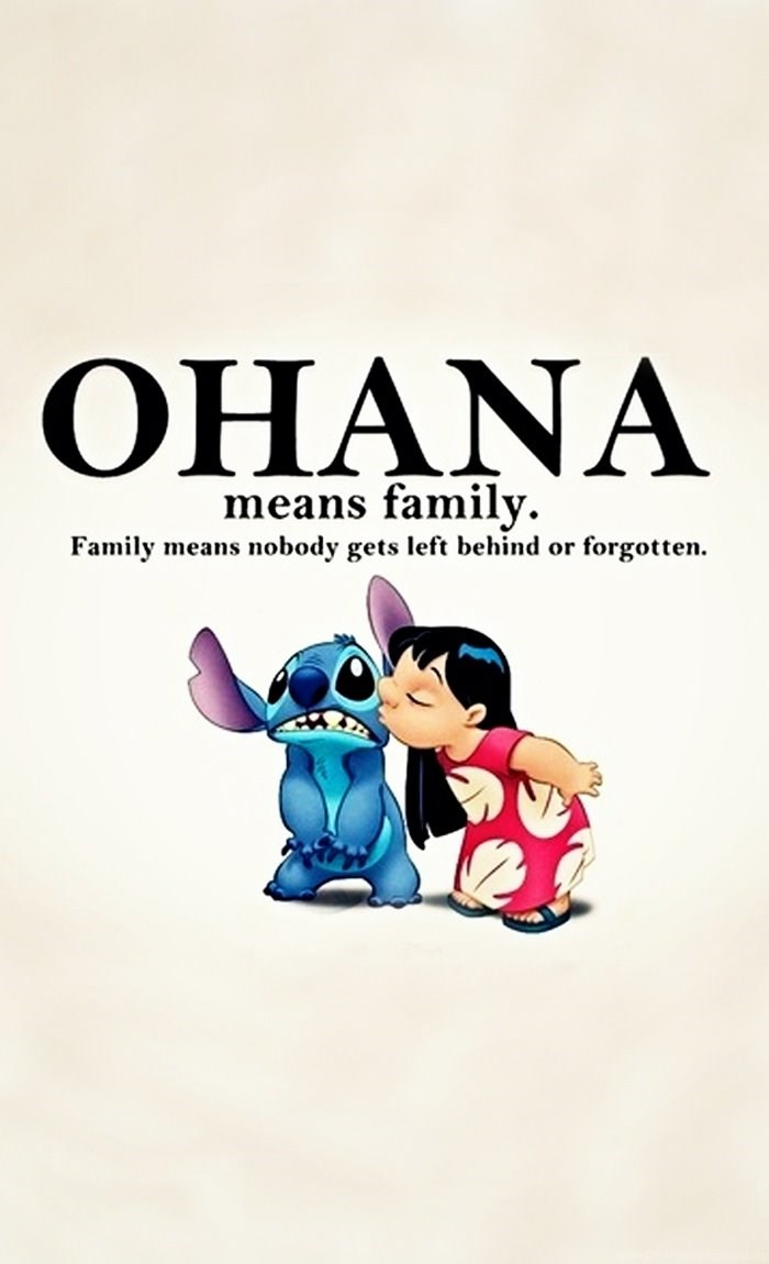 Lilo And Stitch Wallpapers Quotes Quotesup Desktop Background