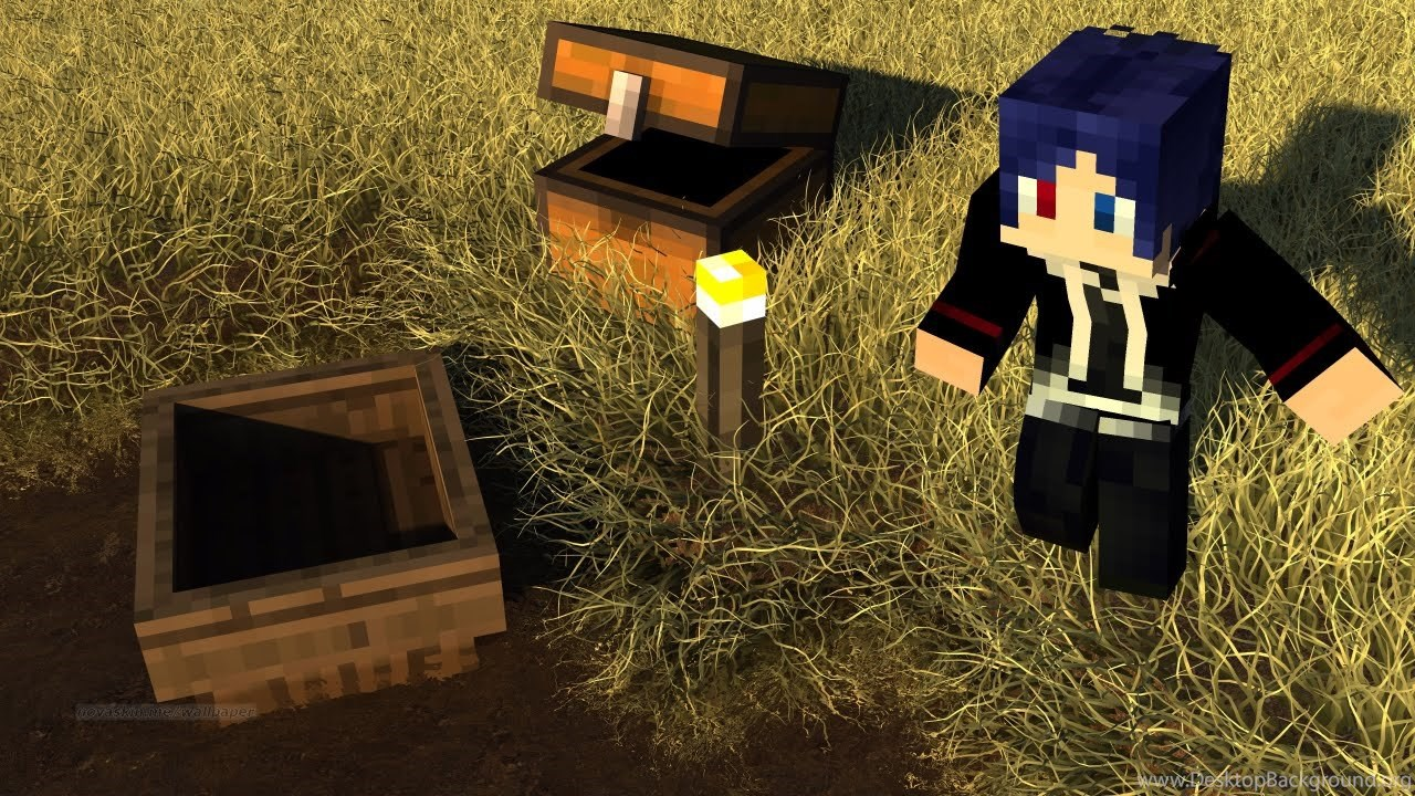 How To Make A Wallpapers Of Your Minecraft Skin How To Desktop