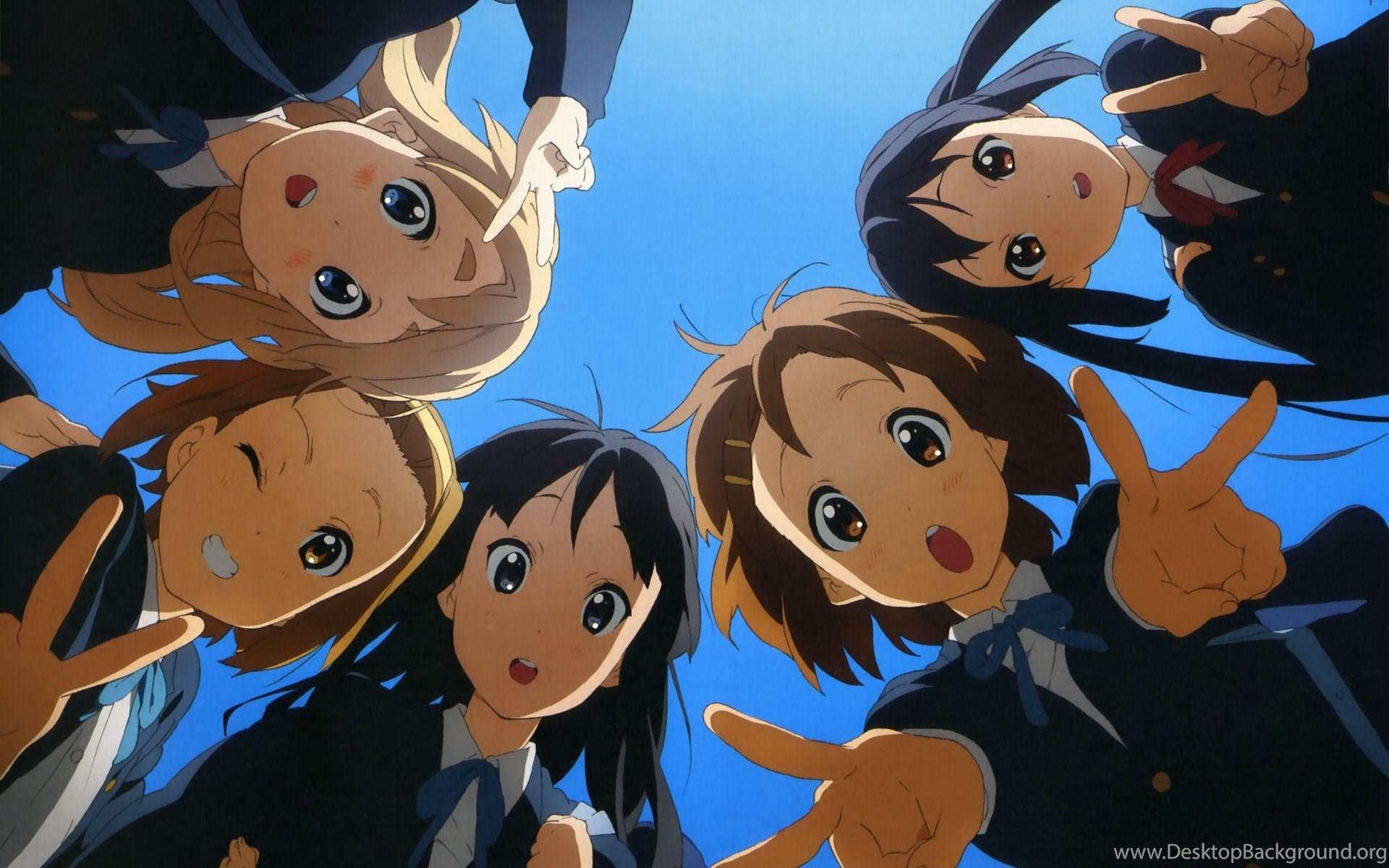 K On Desktop Wallpapers In HD Popular Anime TV Series Background
