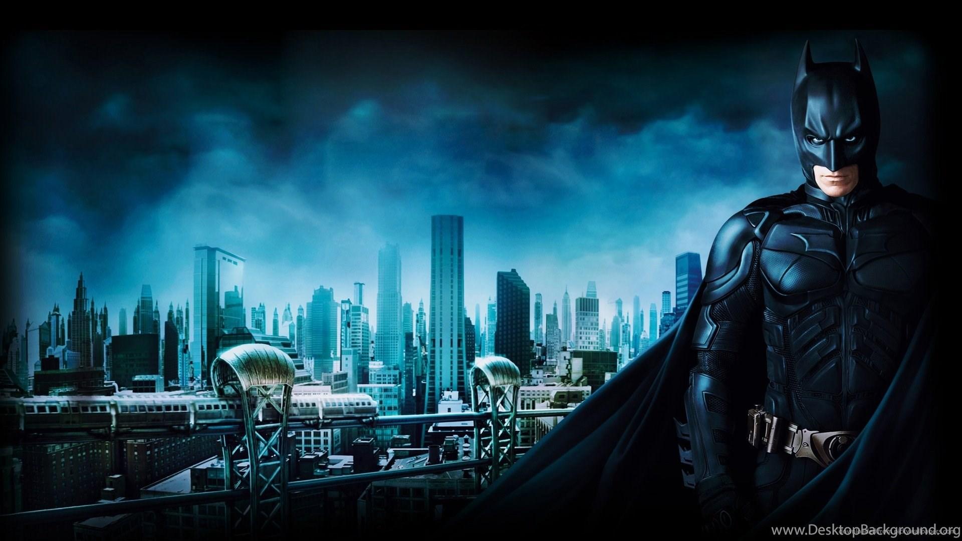 Download 1920x1080 Batman 3 Gotham City Wallpapers Desktop Background